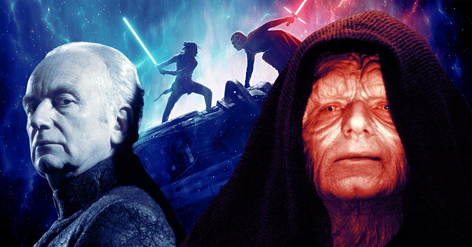 What To Know About Star Wars Emperor Palpatine Ahead Of Rise Of Skywalker Ew Com