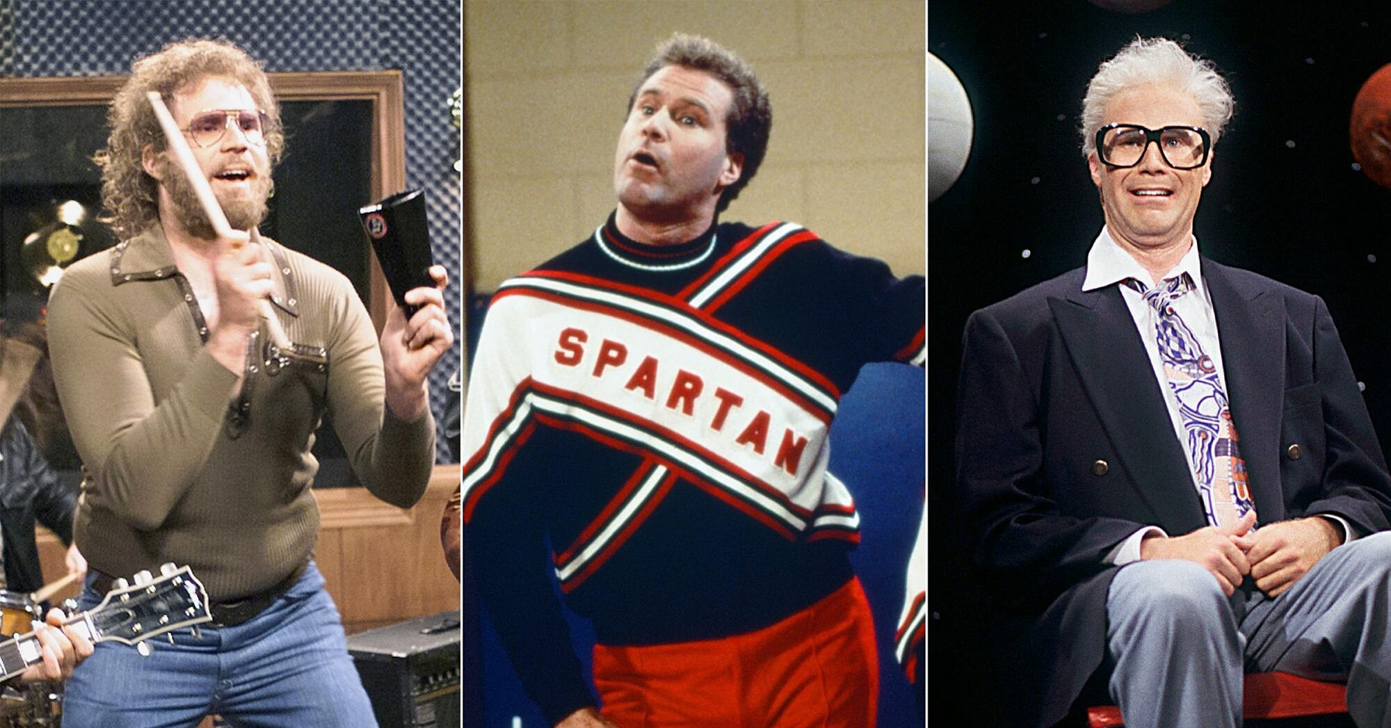 The 12 best Will Ferrell sketches on Saturday Night Live, from 'More Cowbell' to Harry Caray