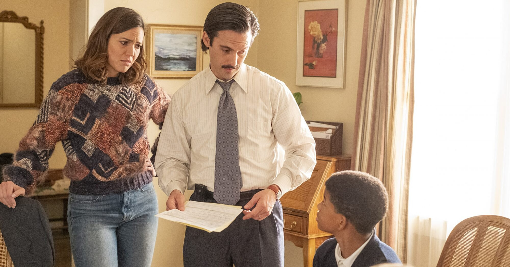 'This Is Us' recap: Rebecca gets her head in the 'Clouds'