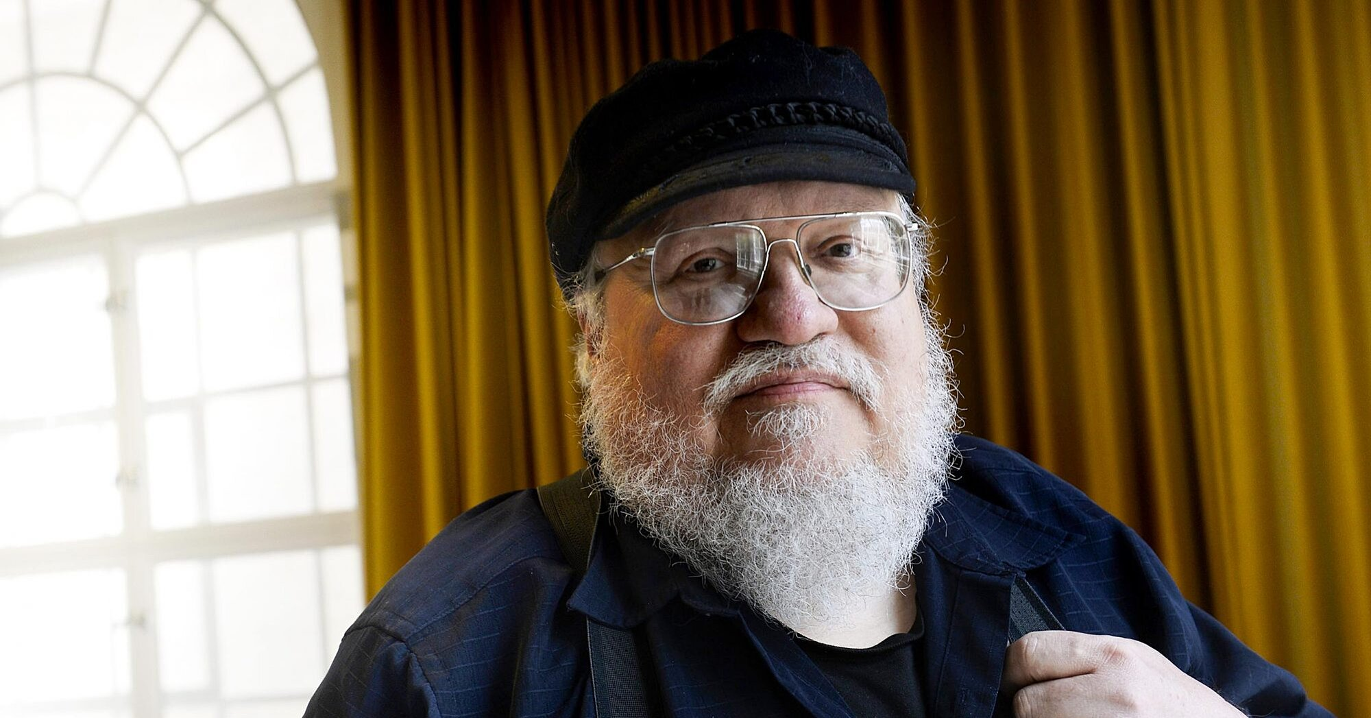 George R.R. Martin hopes 'The Winds of Winter' will be released in 2021: 'A huge book'