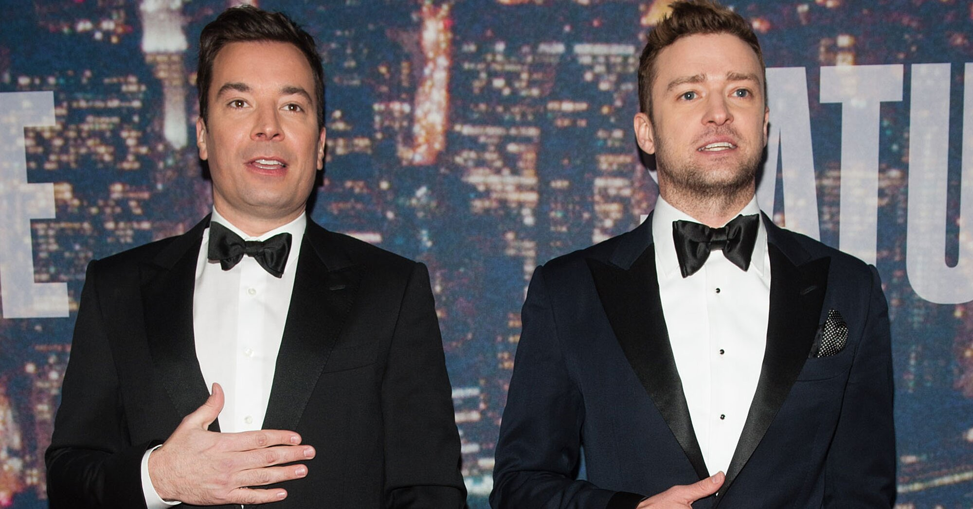 Watch Jimmy Fallon and Justin Timberlake look back at the history of their bromance