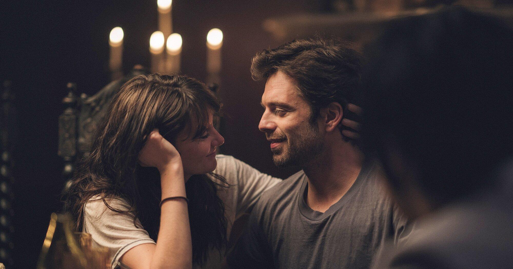 Watch Shailene Woodley, Sebastian Stan discuss their intense chemistry in 'Endings, Beginnings' - Entertainment Weekly
