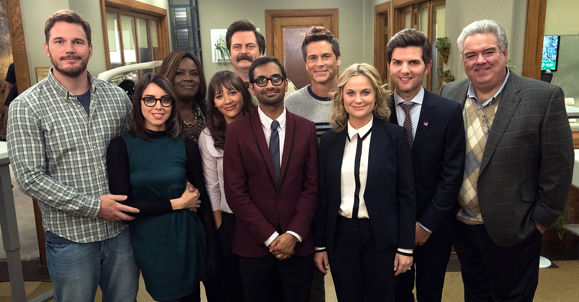 Everything we know about the Parks and Recreation reunion episode