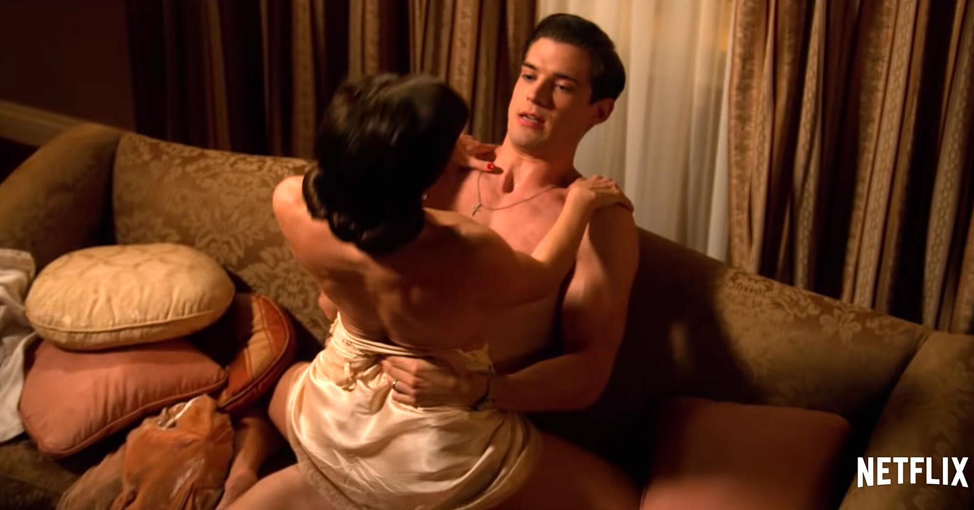 Love 2020 sex scene