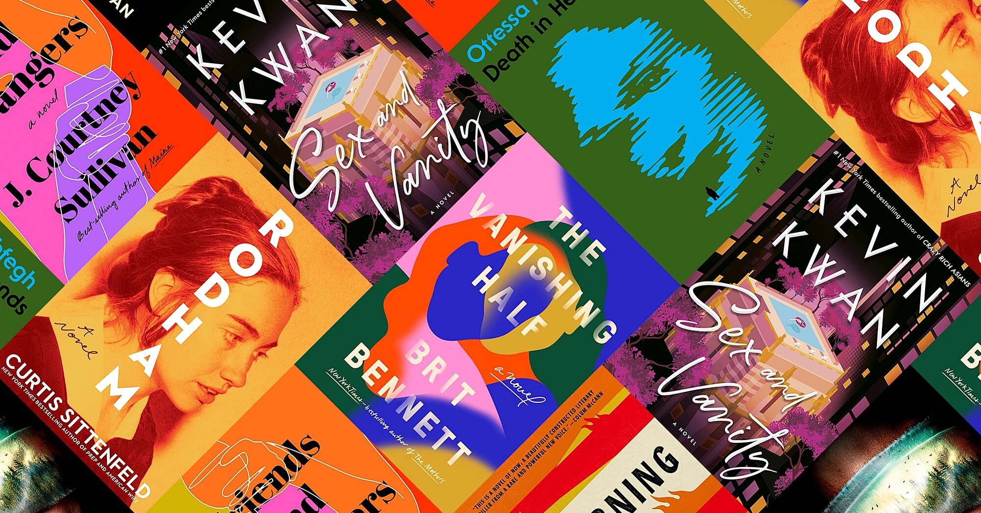 The summer's 30 hottest books
