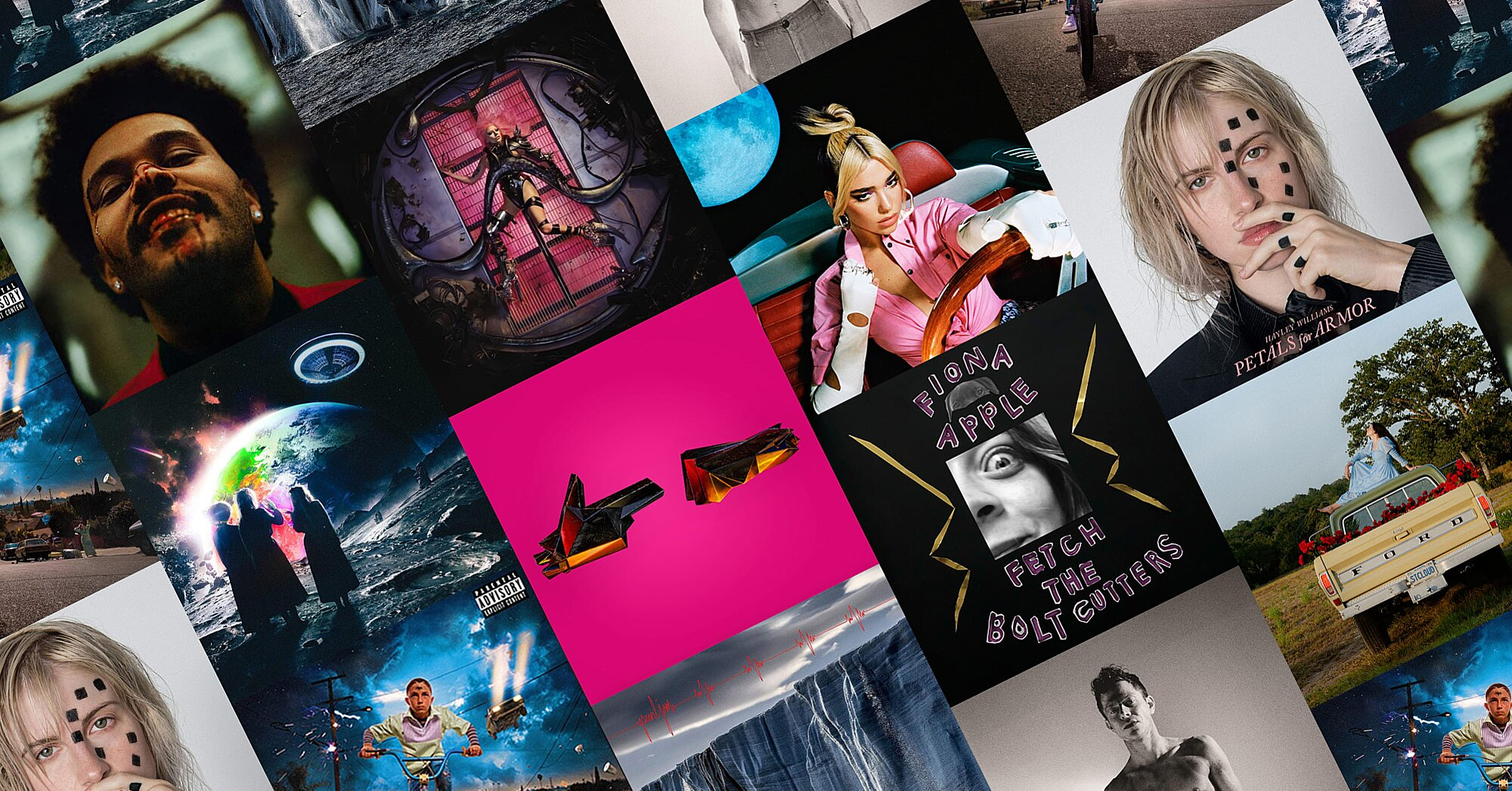 The best albums of 2020… so far