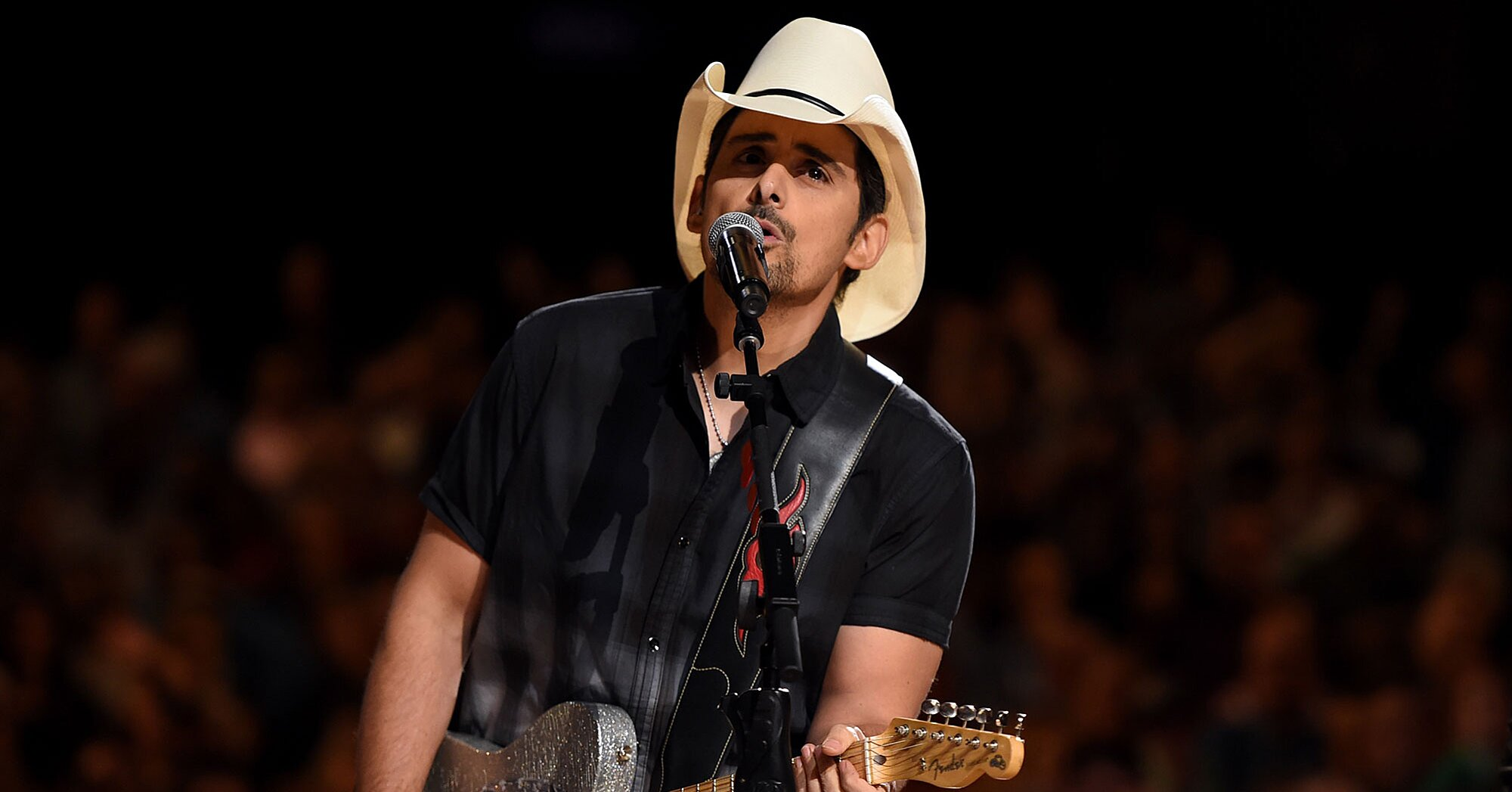 Brad Paisley and more help Grand Ole Opry celebrate 95 years: 'It's given us comfort during this time'