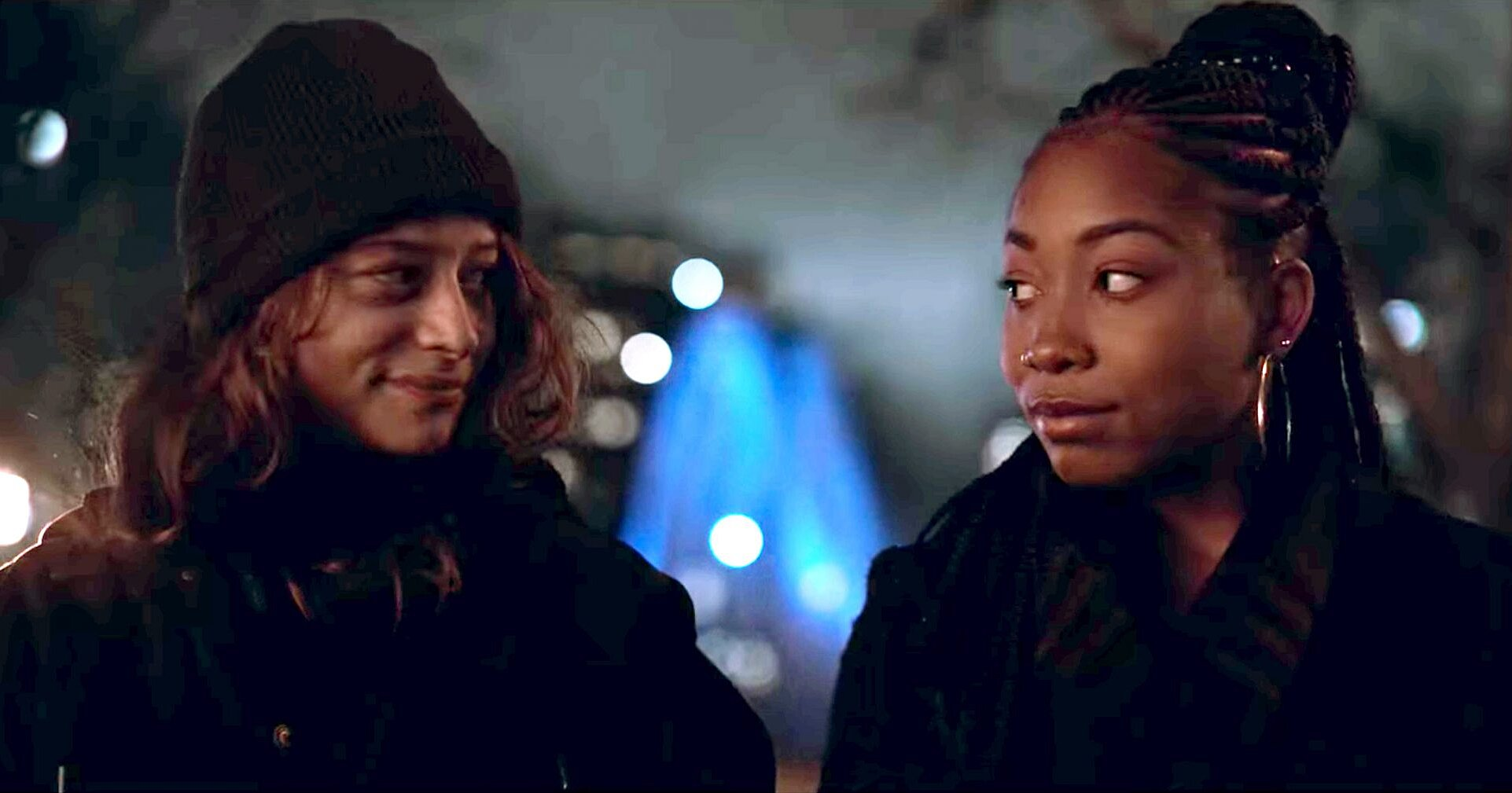 'Grand Army' stars Odley Jean and Odessa A'Zion unpack the 'weird dynamic' between their characters