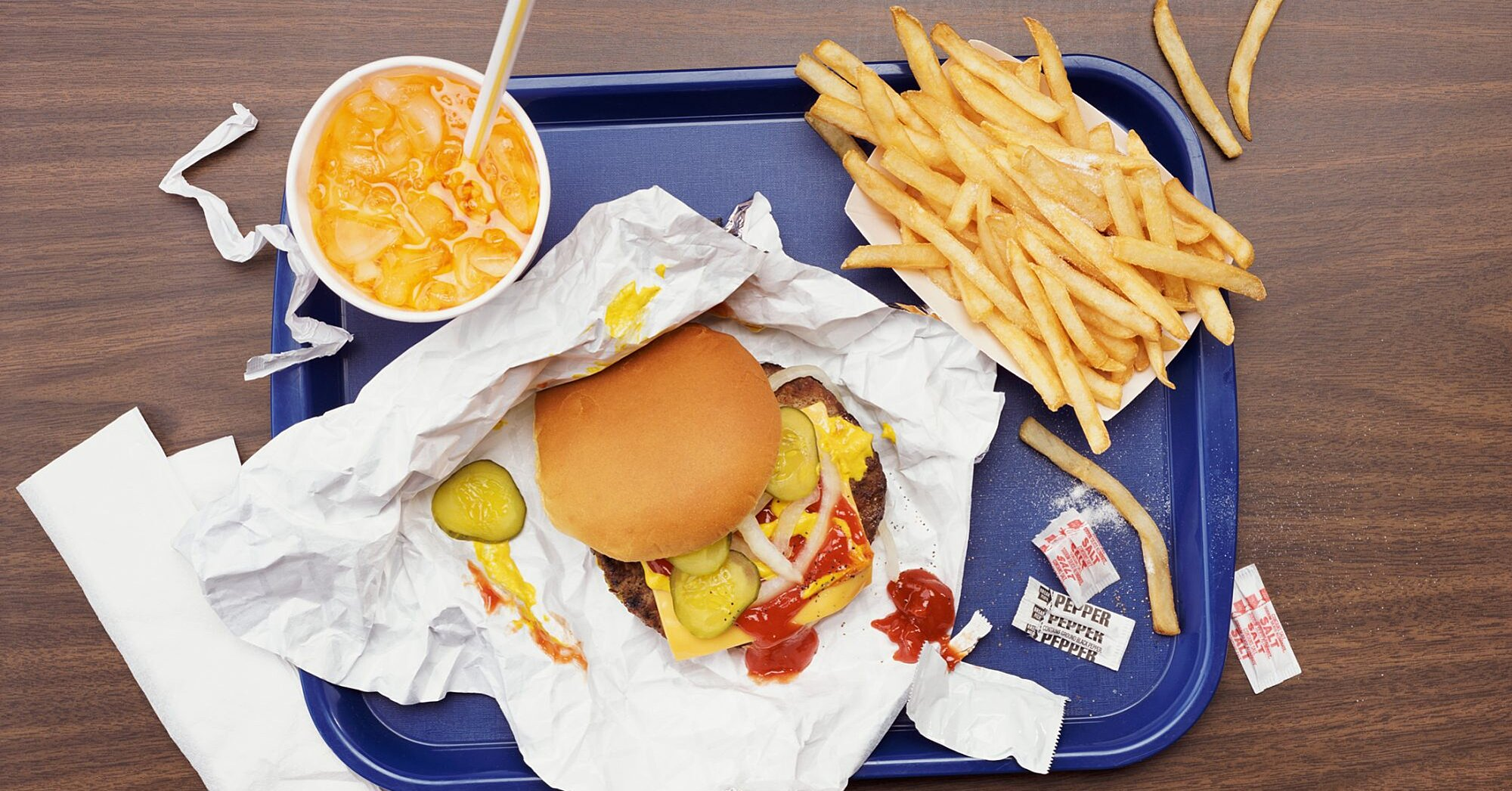 Fast Food Packaging: Are Chemicals Leaking into Your Food?