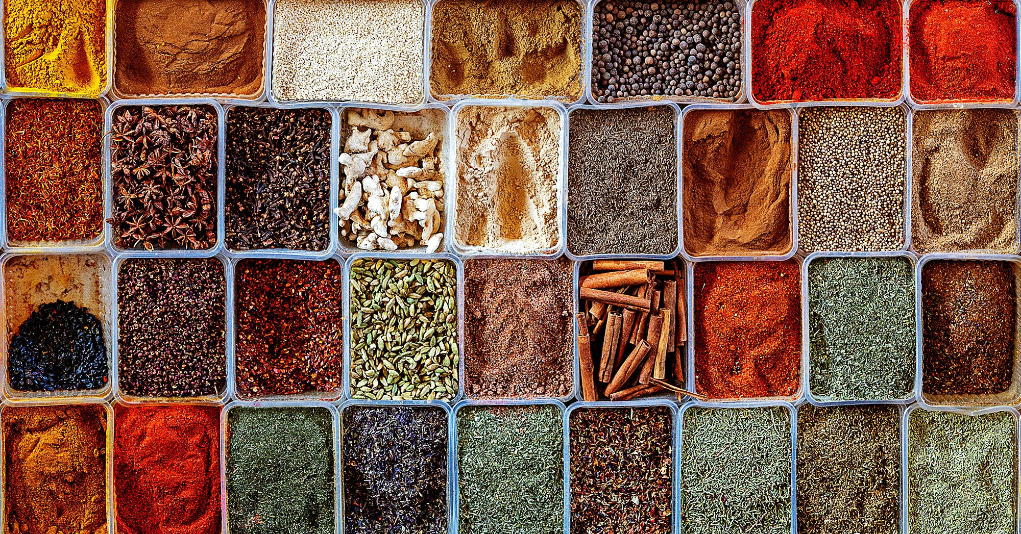 These Are the Essential Spices Every Kitchen Should Have