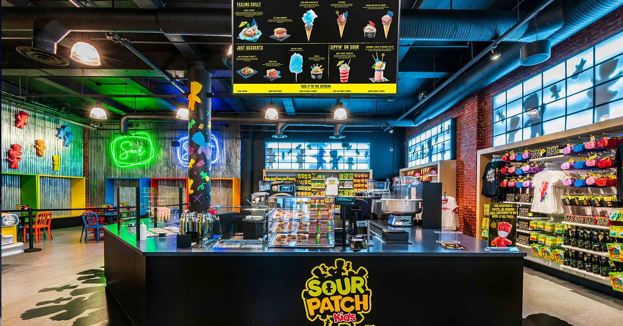 An Entire Sour Patch Kids Store Is Opening in NYC