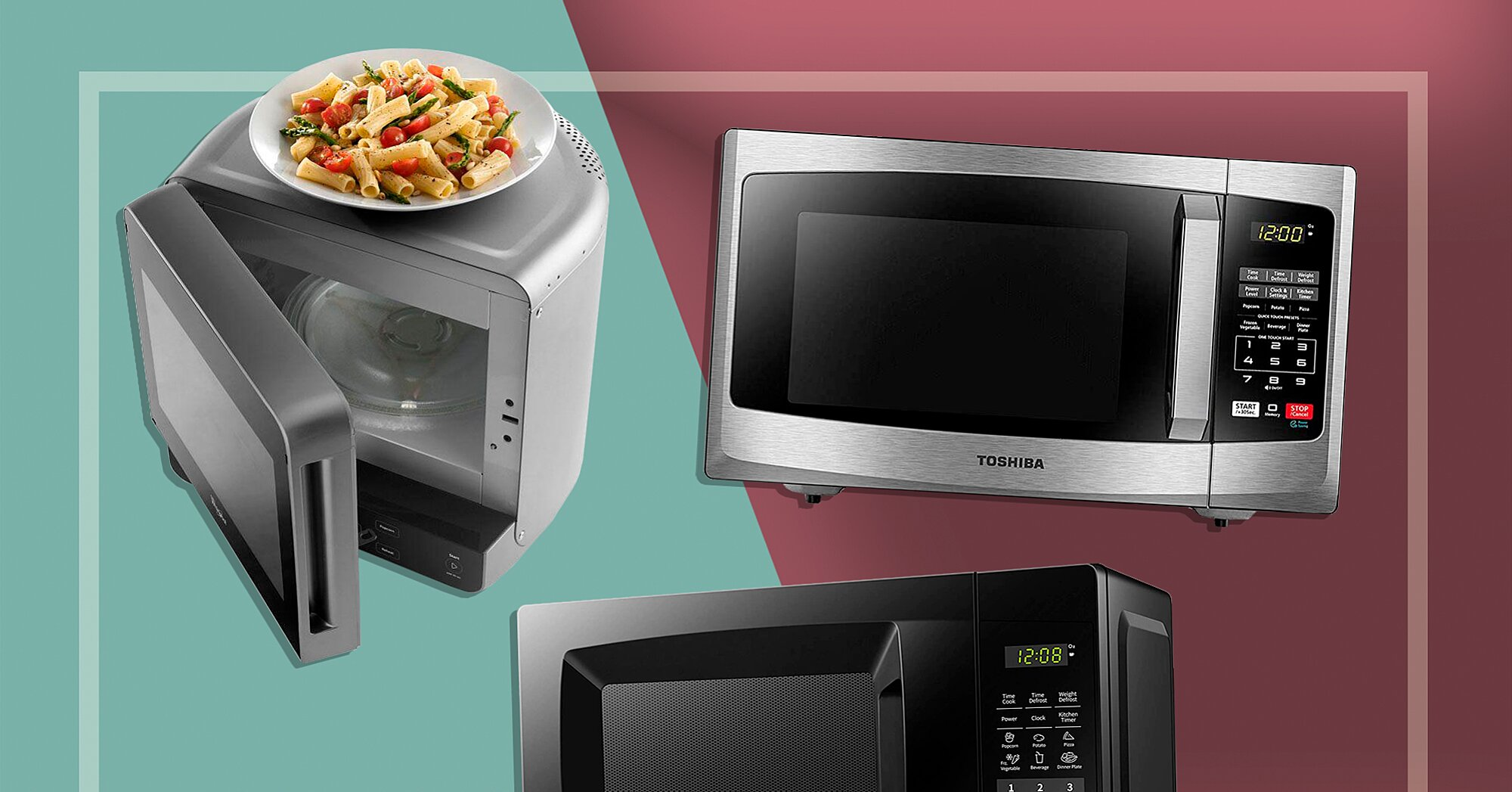 The 12 Best Microwaves Shoppers Can't Stop Raving About