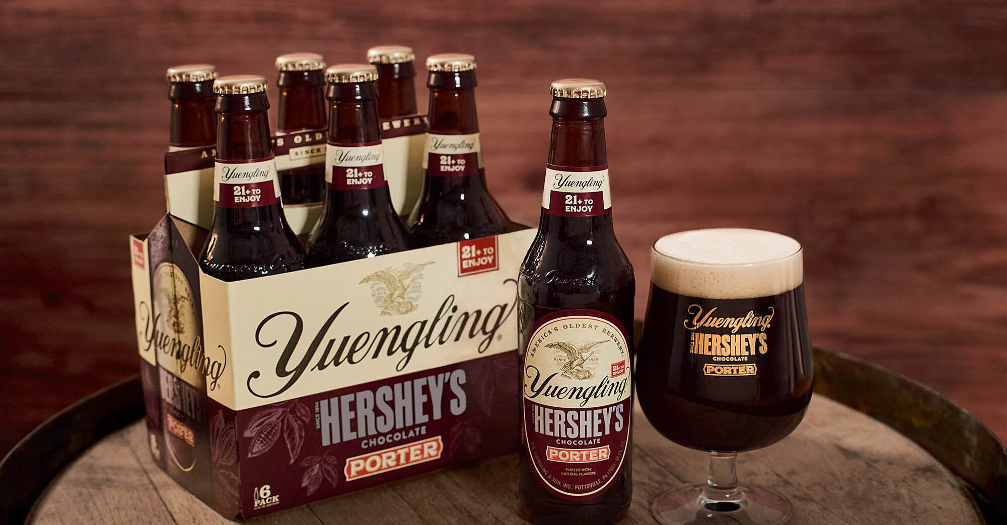Yuengling's Hershey's Chocolate Beer Is Finally Getting a Wide Release