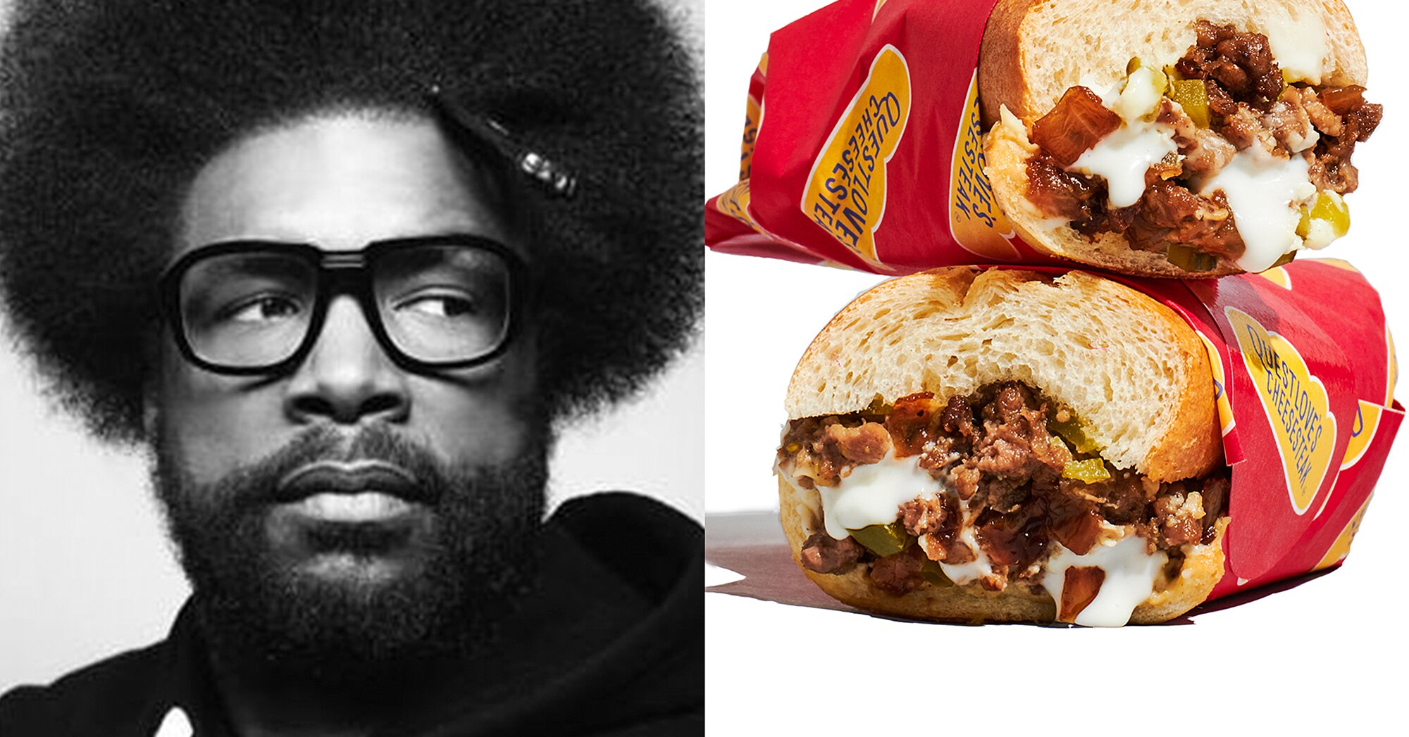 Questlove's Impossible Cheesesteaks Are Shipping Nationwide