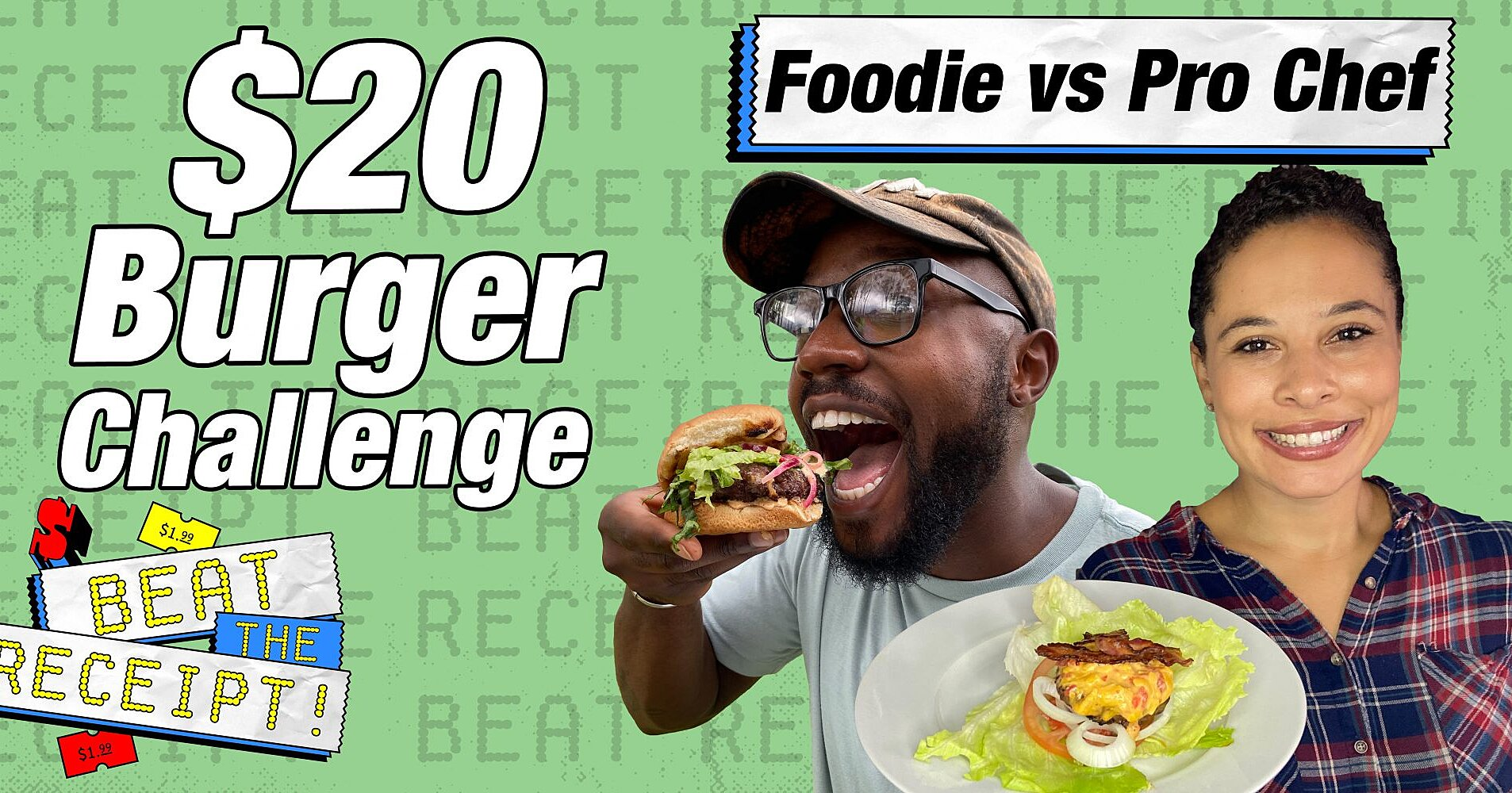 Watch: Pro Chef and Foodie Make Burgers for Two for Under $20
