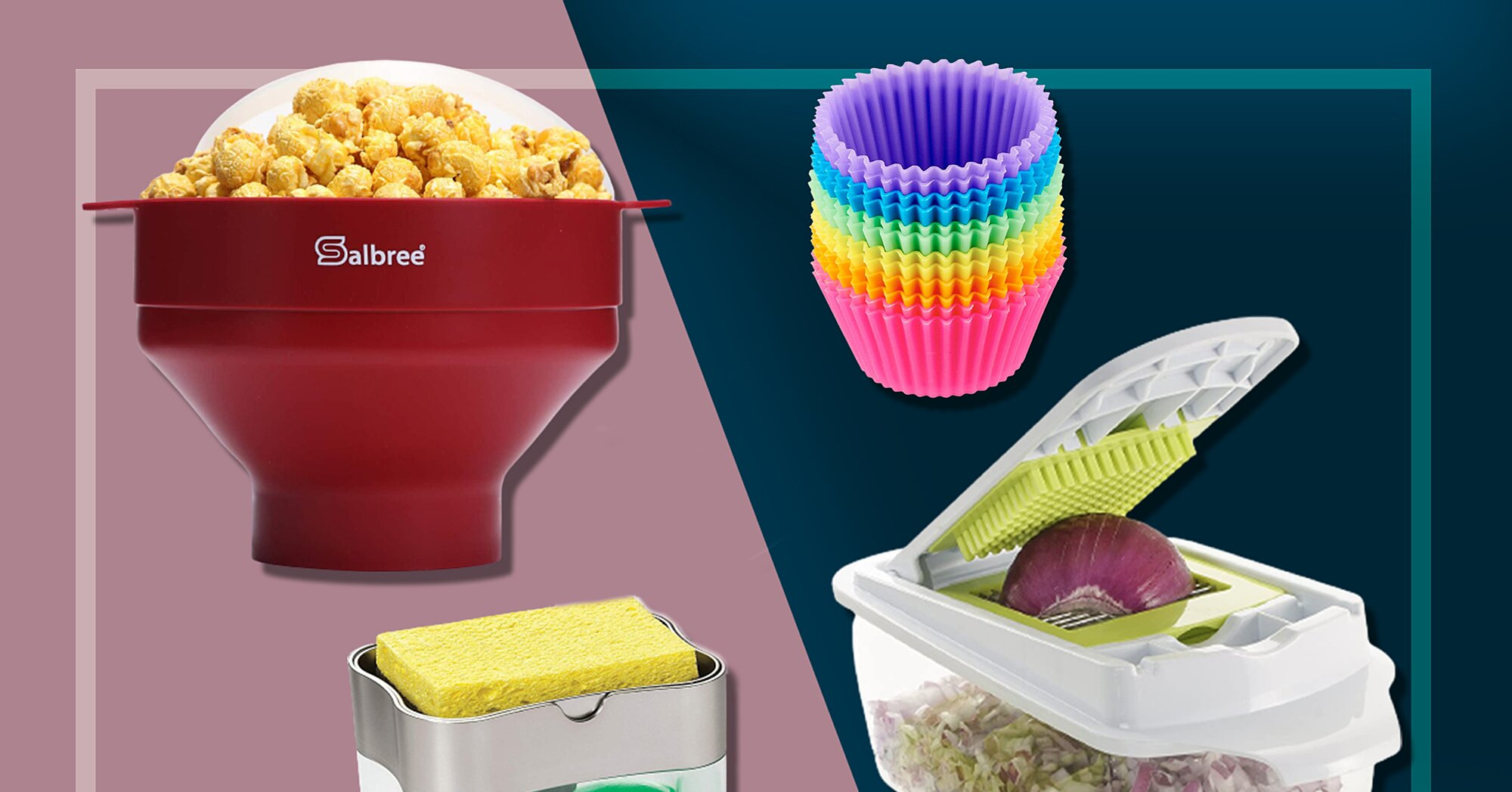 Amazon Shoppers Are Obsessed With These 8 Kitchen Gadgets Under $40