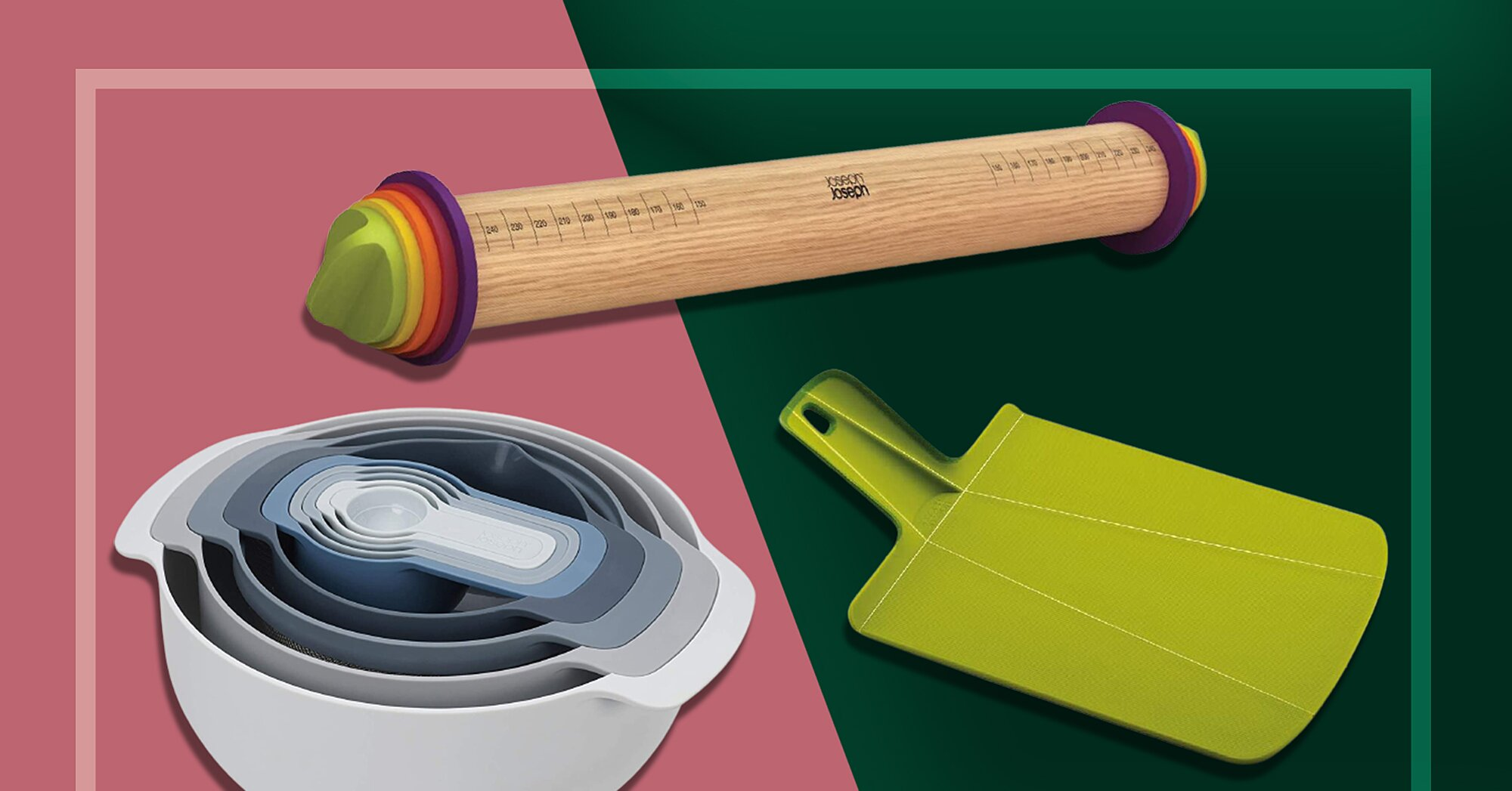 This Clever Brand Might Be the Secret to Getting Your Kitchen Organized This Year—and It's on Amazon