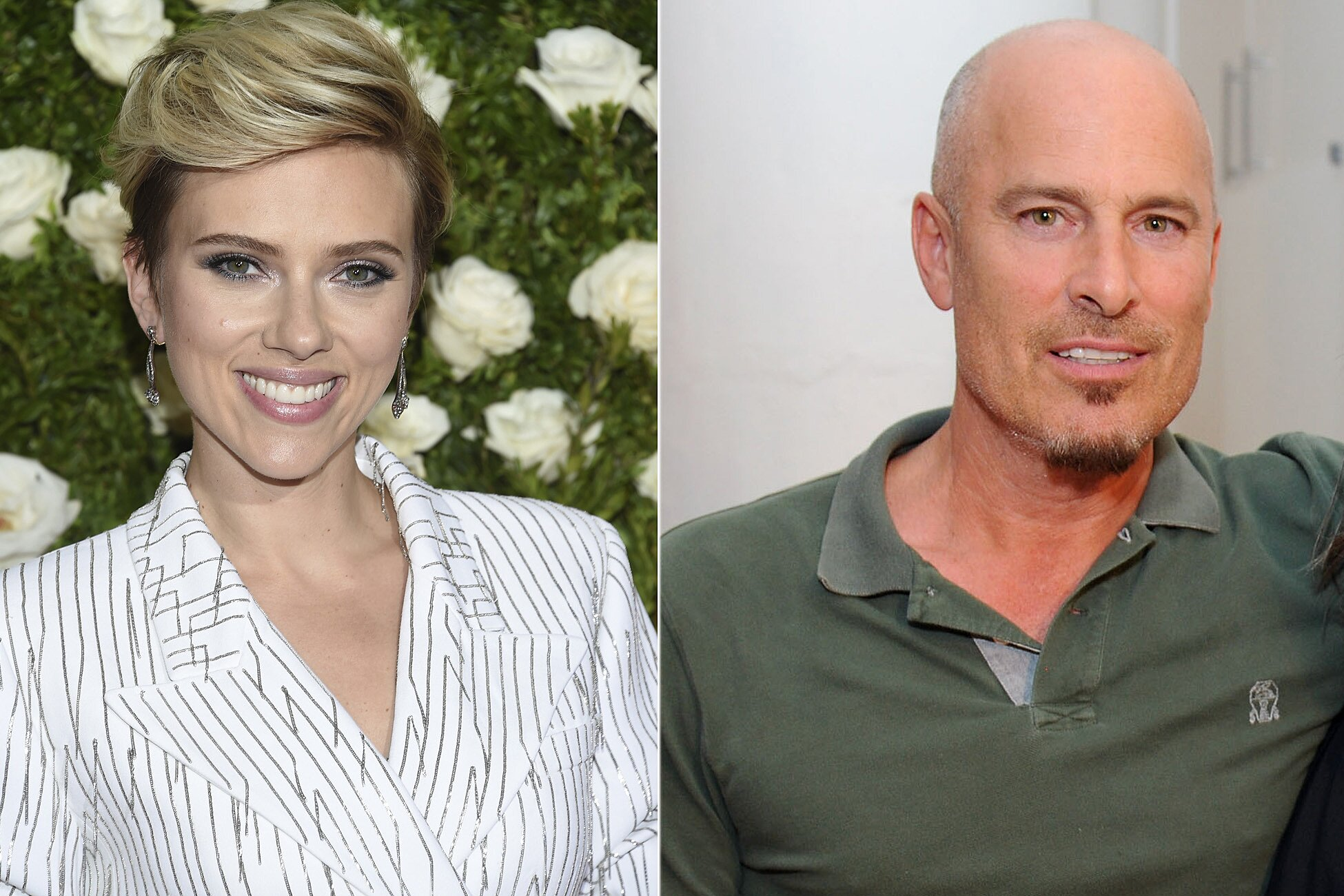 Scarlett Johansson's Feelings for Kevin Yorn | PEOPLE.com
