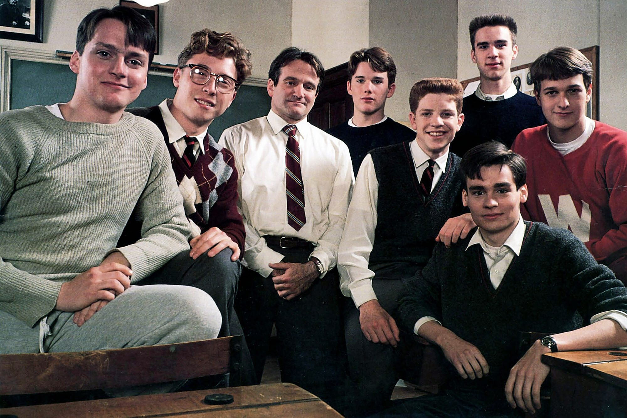 Dead Poets Society Turns 30: Where Are They Now | PEOPLE.com