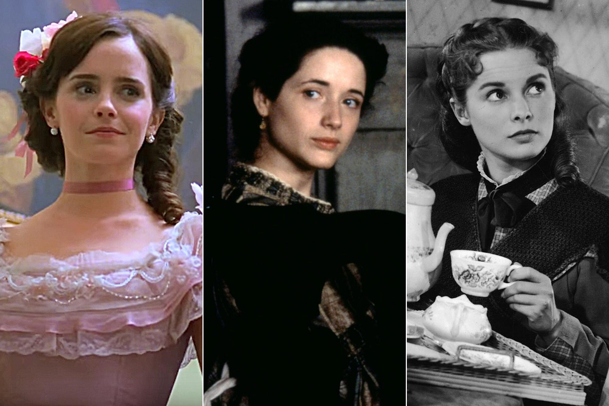 Little Women Cast Comparisons | PEOPLE.com