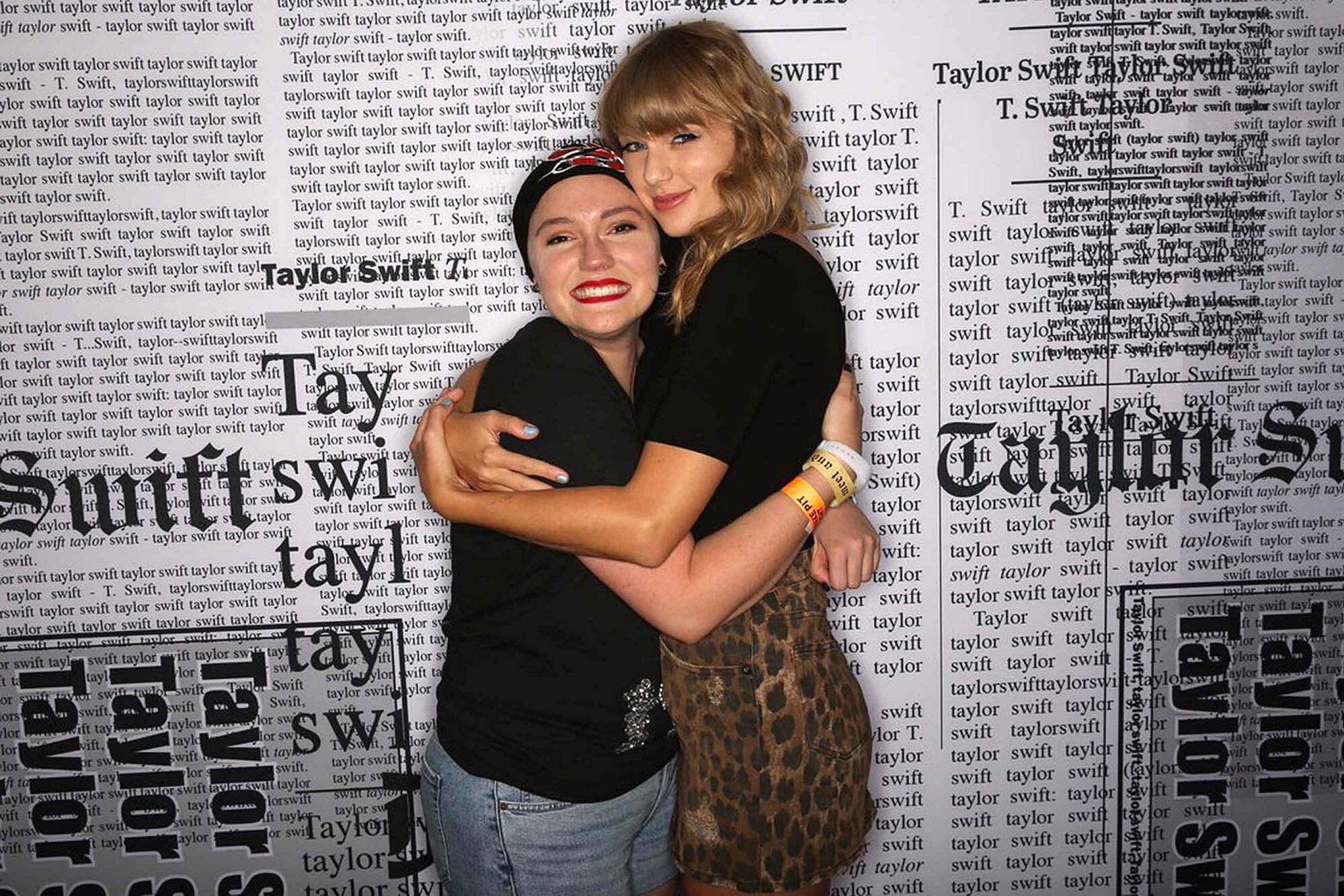 Taylor Swift Fan Surprises Gifts People Com
