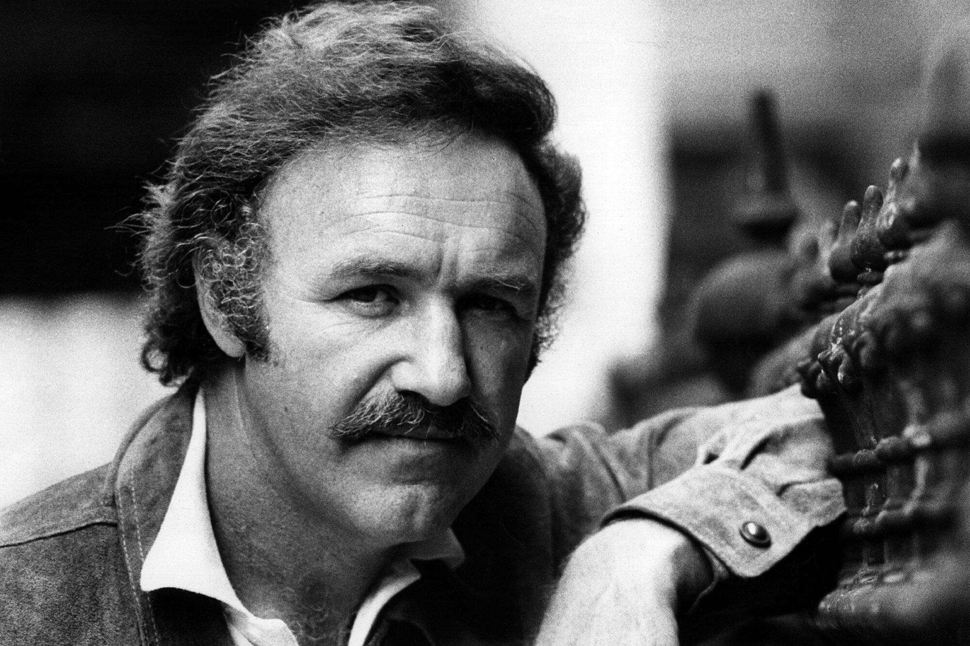 Gene Hackman See Photos Through The Years Ew Com