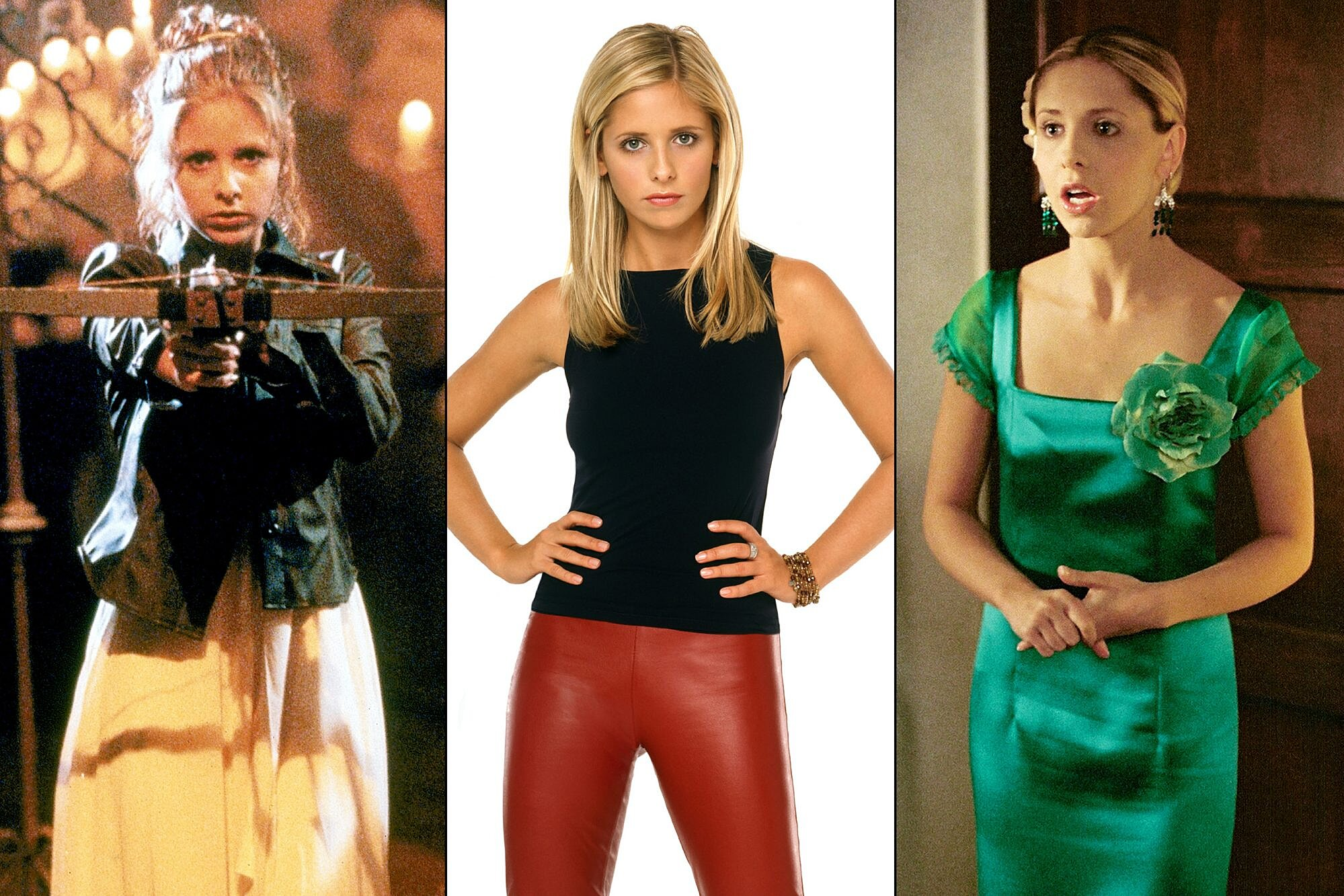 Buffy the Vampire Slayer's greatest fashion moments | EW.com