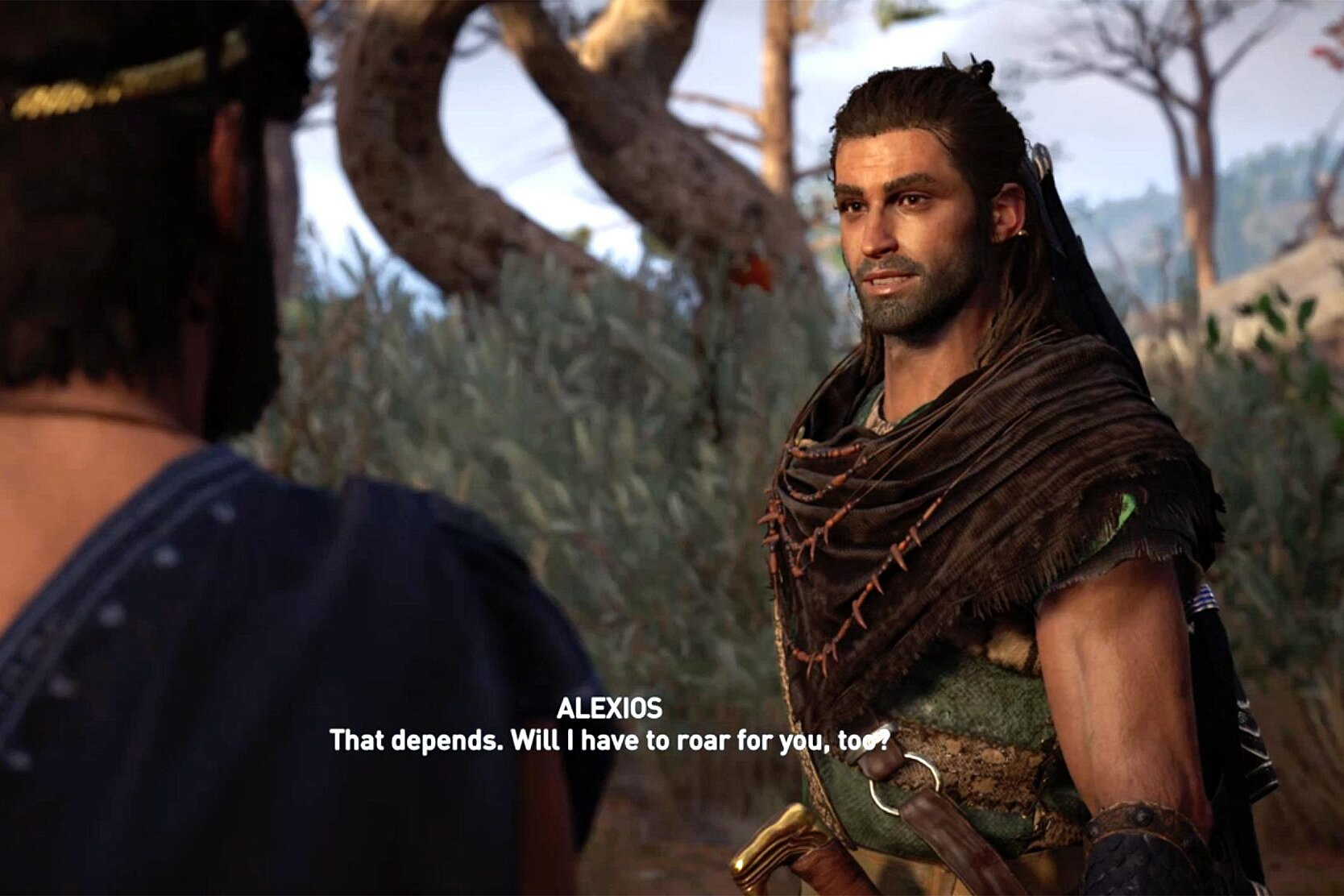 Assassin S Creed Odyssey Developers Talk Same Sex Romance Options