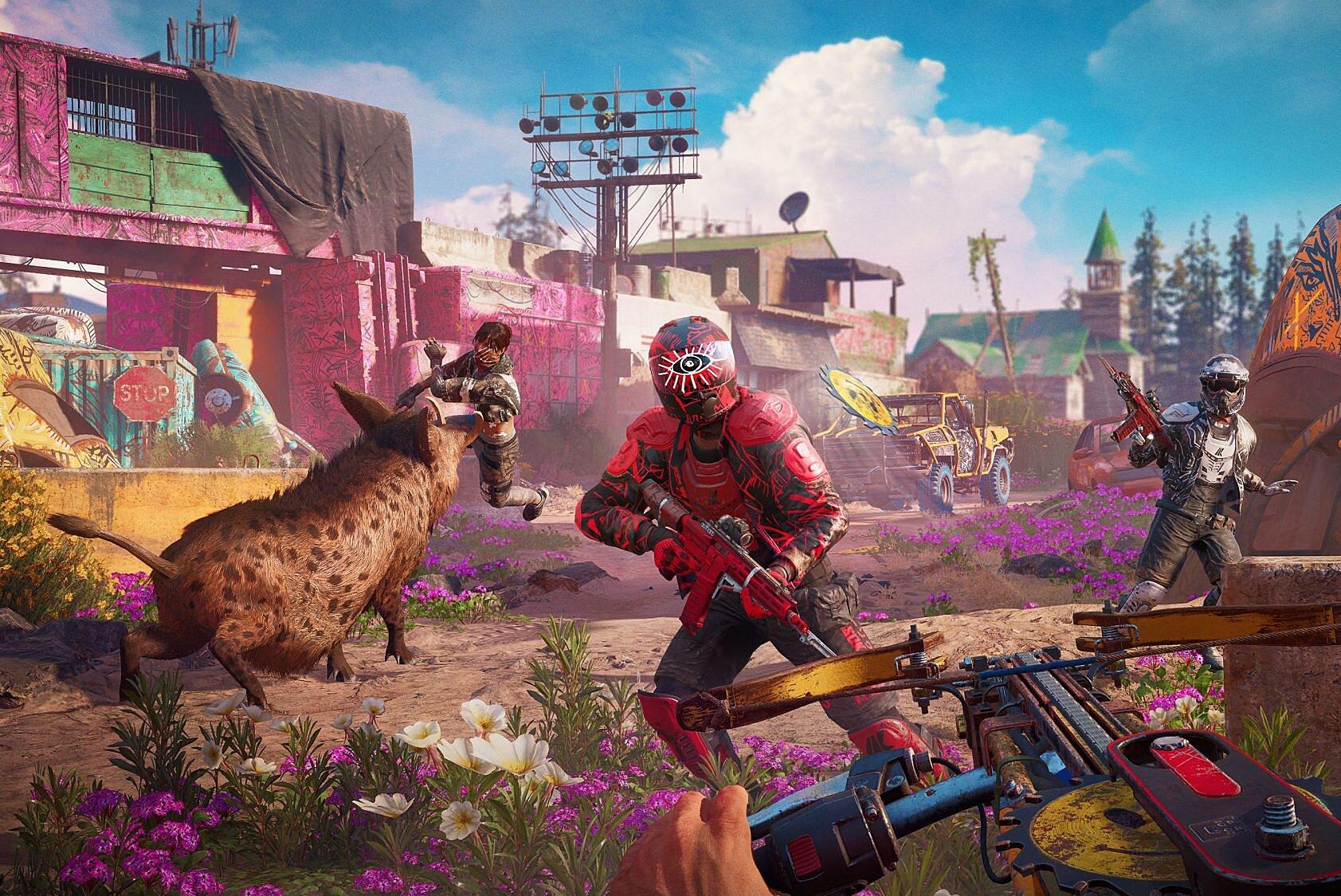 Far Cry New Dawn Sequel To Far Cry 6 Announced At Game Awards 2018 Ew Com