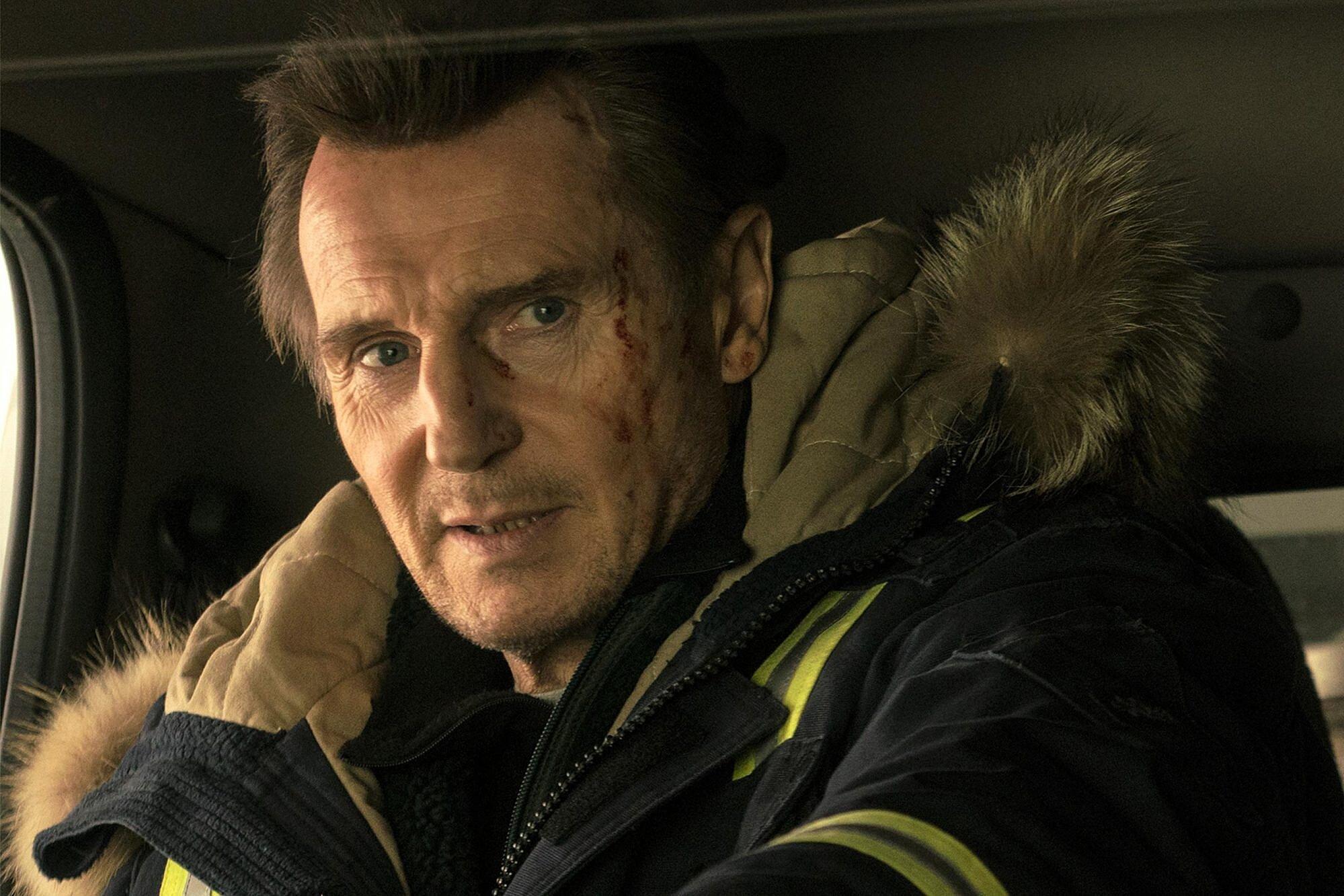 Liam Neeson S Action Movies Ranked Cold Pursuit Taken Ew Com