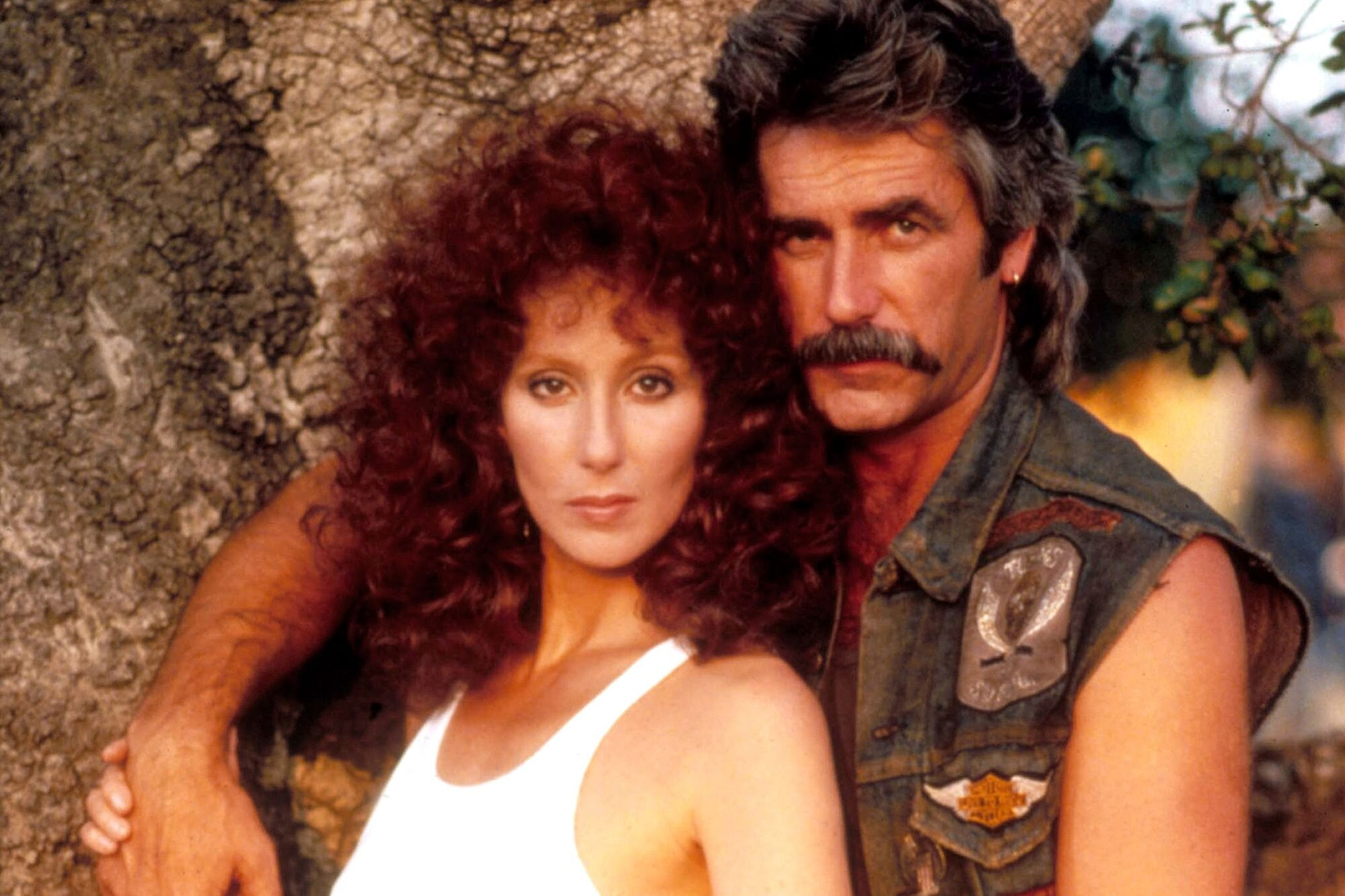 Sam Elliott Was A Fan Of Cher Long Before They Starred Together In Mask Ew Com
