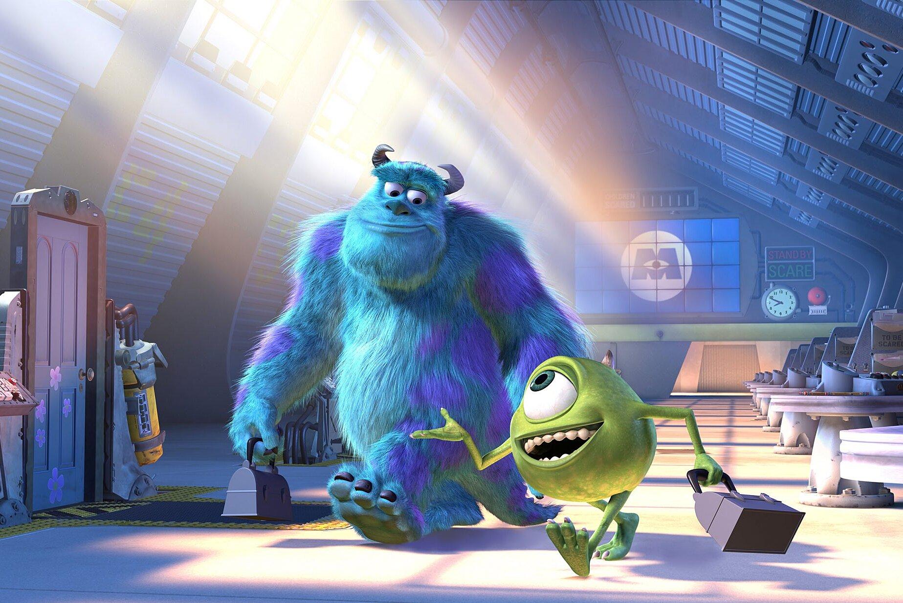 Billy Crystal, John Goodman to reunite for 'Monsters, Inc.' TV show   EW.com