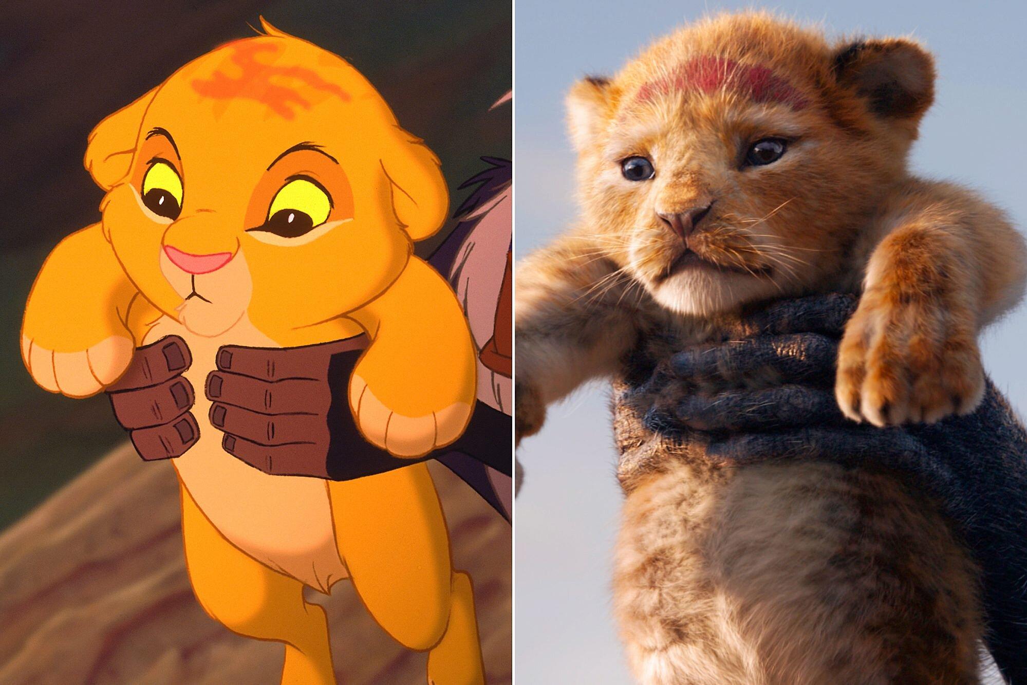 The Lion King Cast 1994 Original And Live Action Remake Voice Stars Ew Com