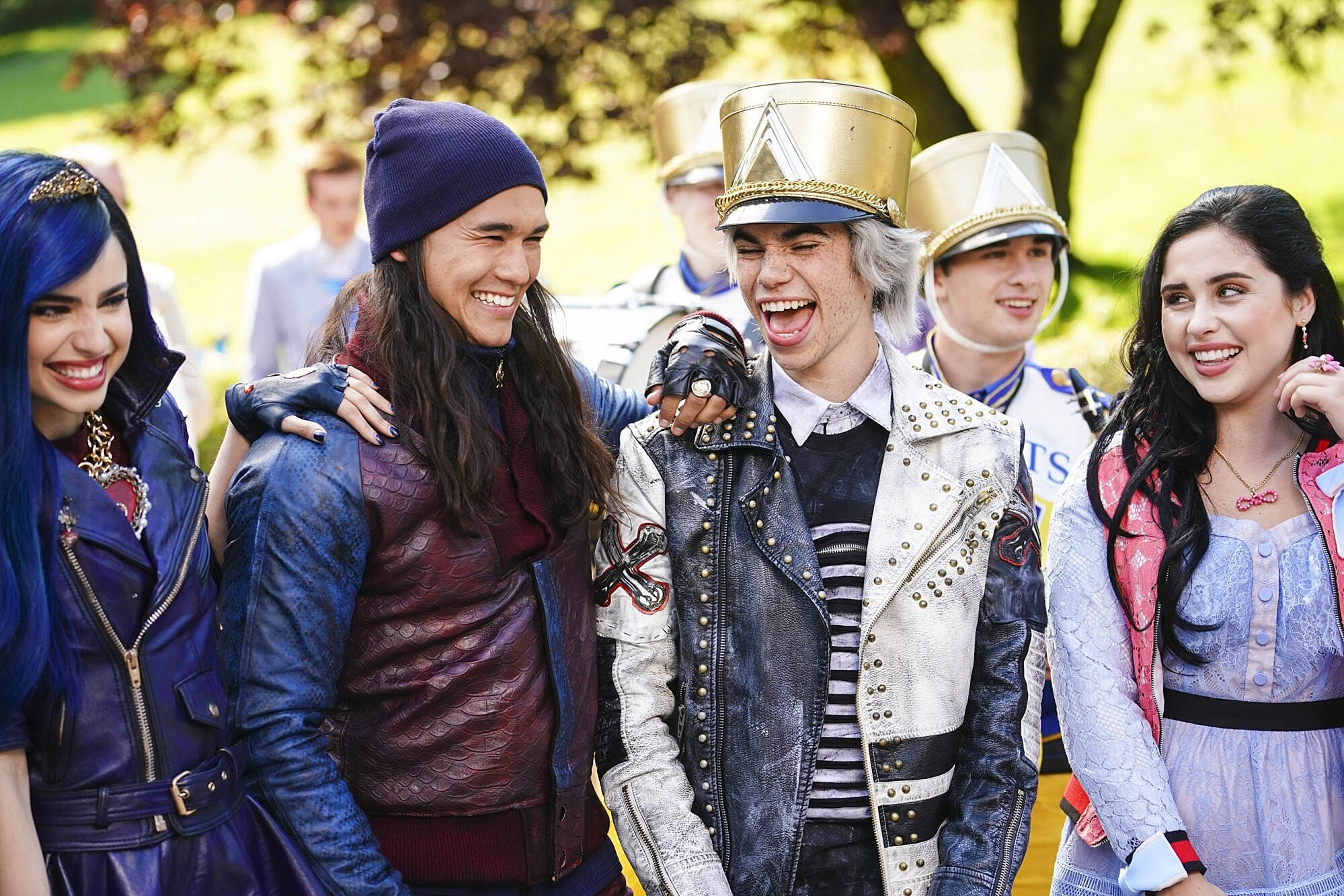 All Of Cameron Boyce S Best Moments In Descendants 3 Ew Com