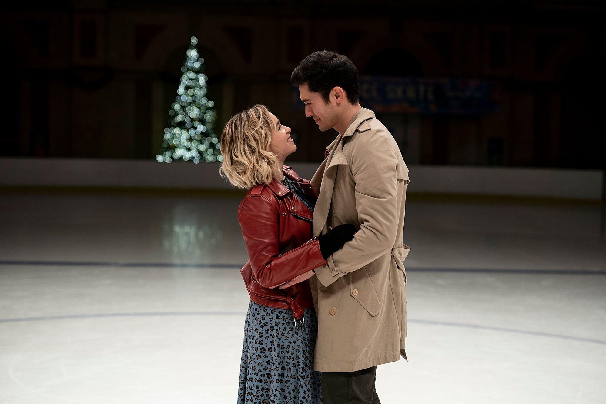 Last Christmas Is The Best Bad Movie Of 2019 Ew Com
