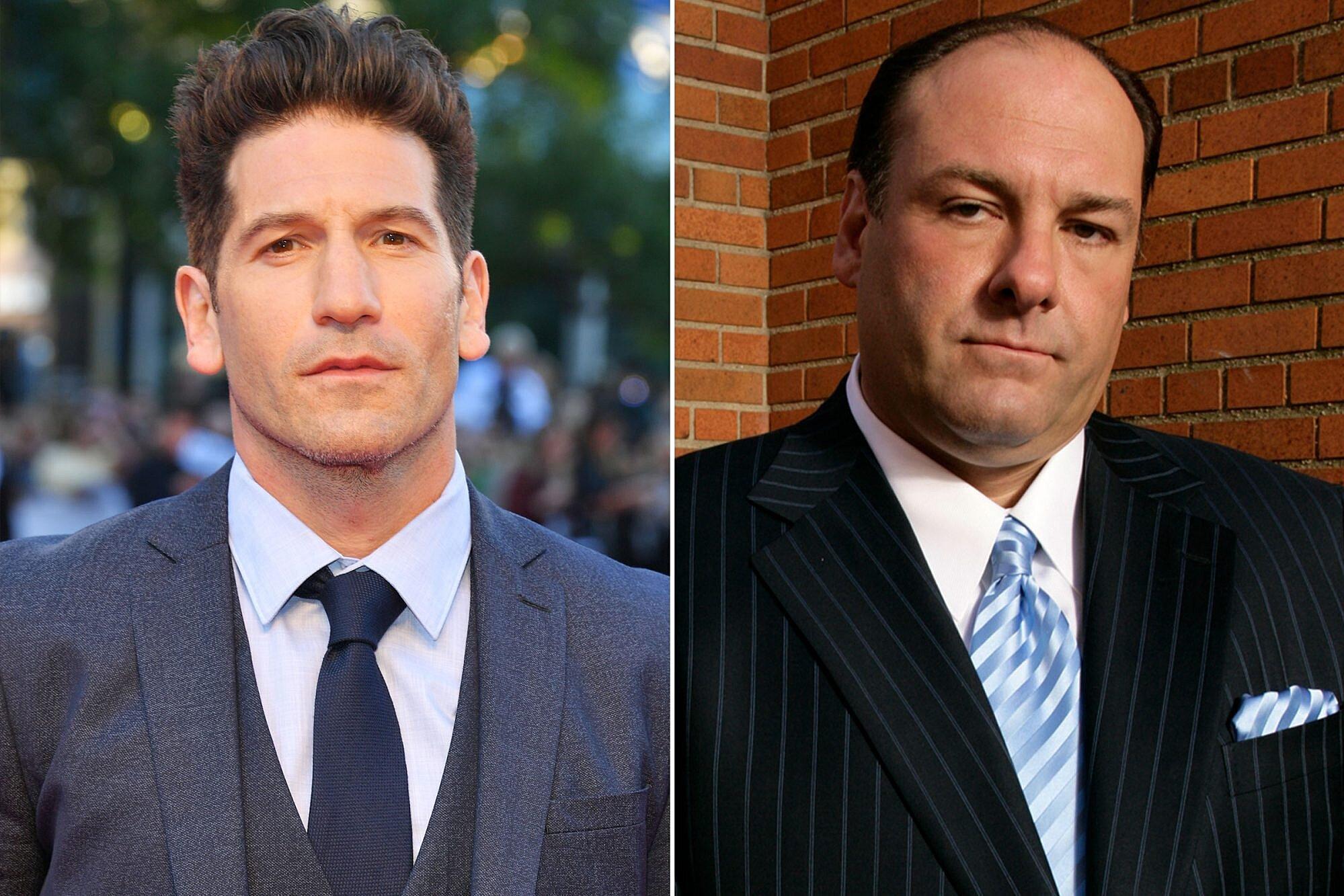 Jon Bernthal on Sopranos movie The Many Saints of Newark | EW.com