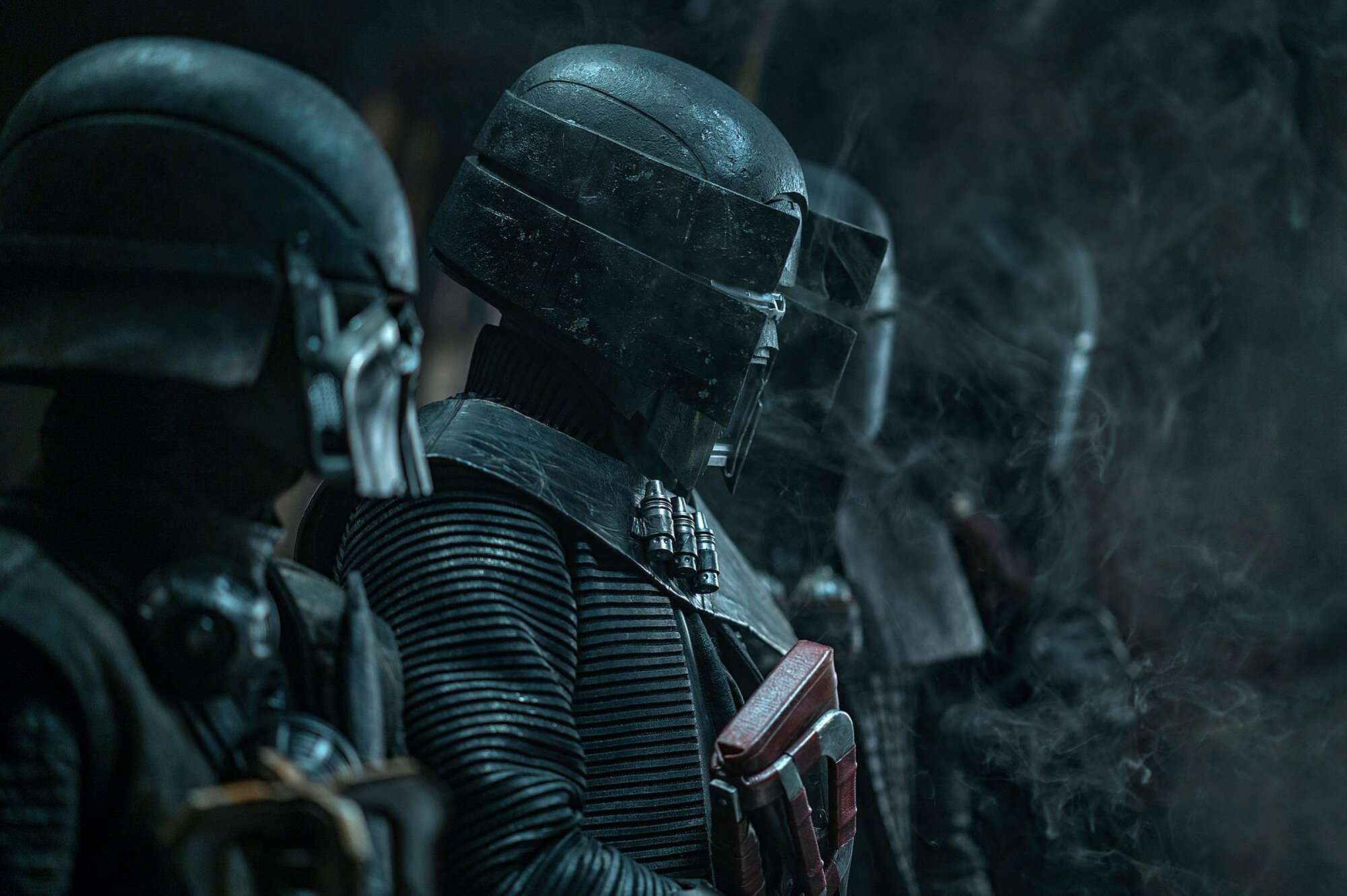 Star Wars The Rise Of Skywalker Knights Of Ren Explained Ew Com