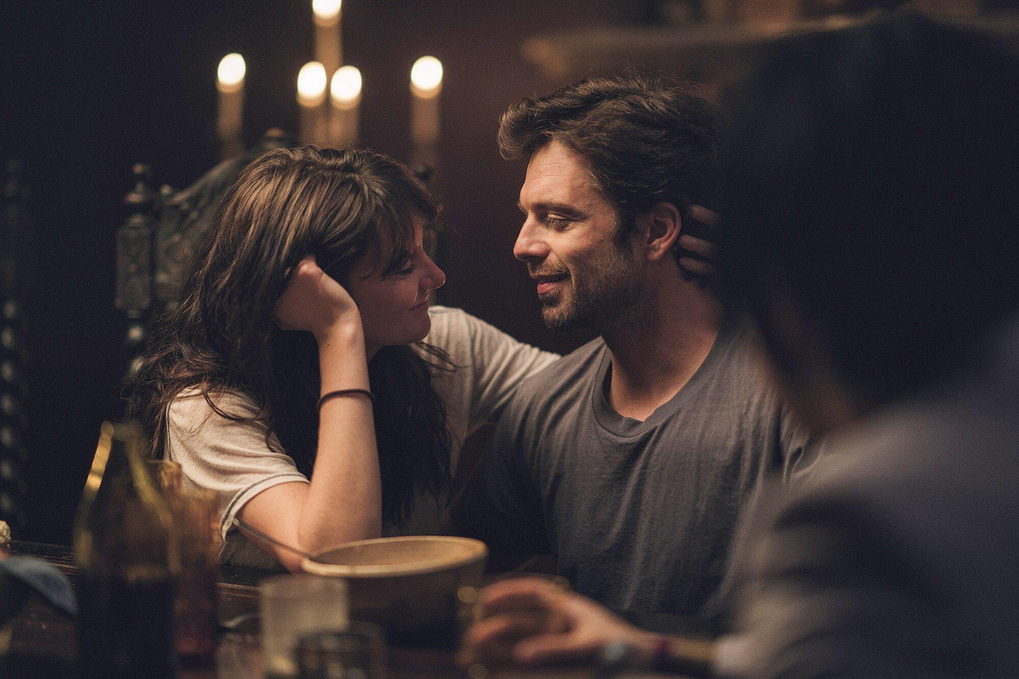 Shailene Woodley, Sebastian Stan discuss their Endings Beginnings chemistry | EW.com