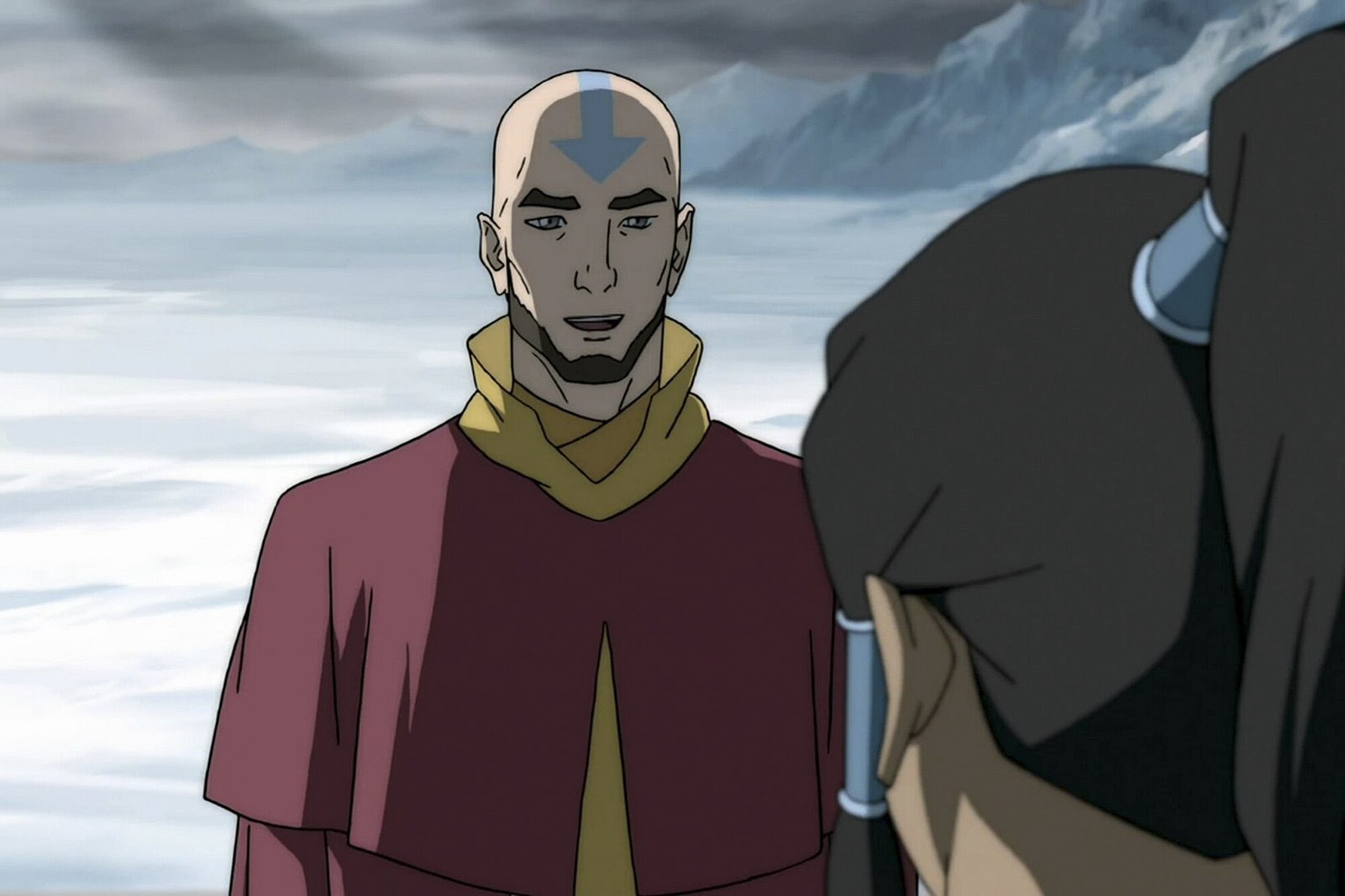 Avatar The Last Airbender Characters In The Legend Of Korra Ew Com