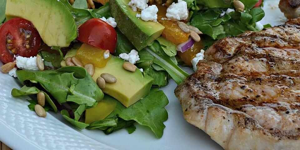 denise salad number one recipe