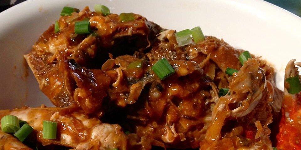 singaporean chile crab recipe