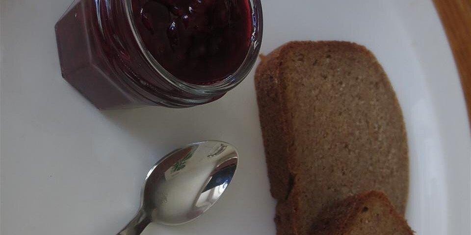 danish rugbrod rye bread for the bread machine recipe