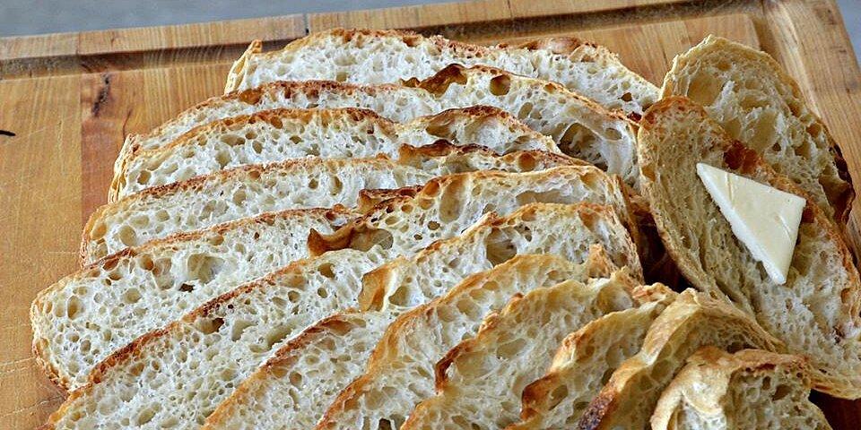 no knead artisan style bread recipe