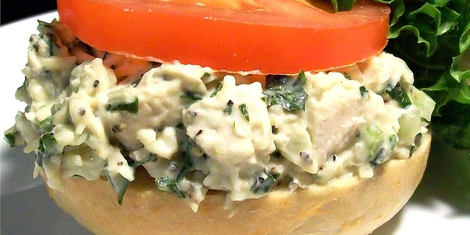 parmesan and basil chicken salad recipe