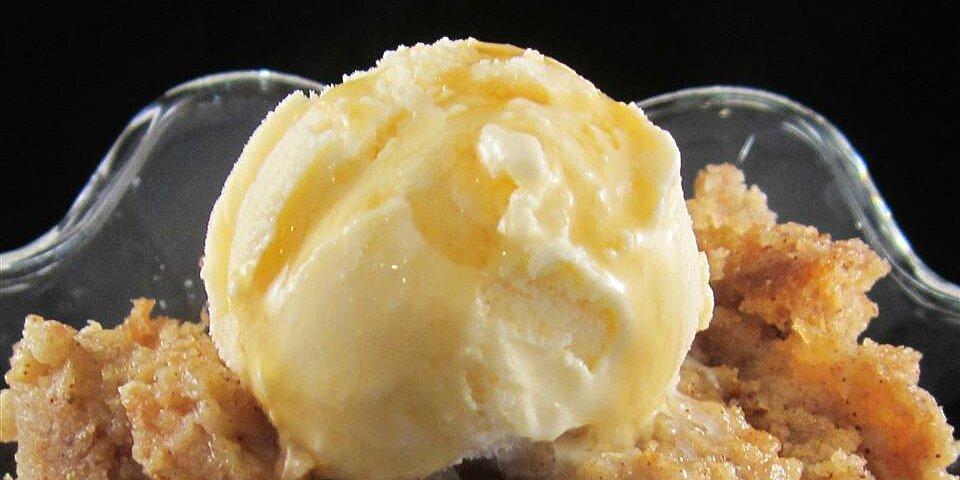 cider donut bread pudding recipe