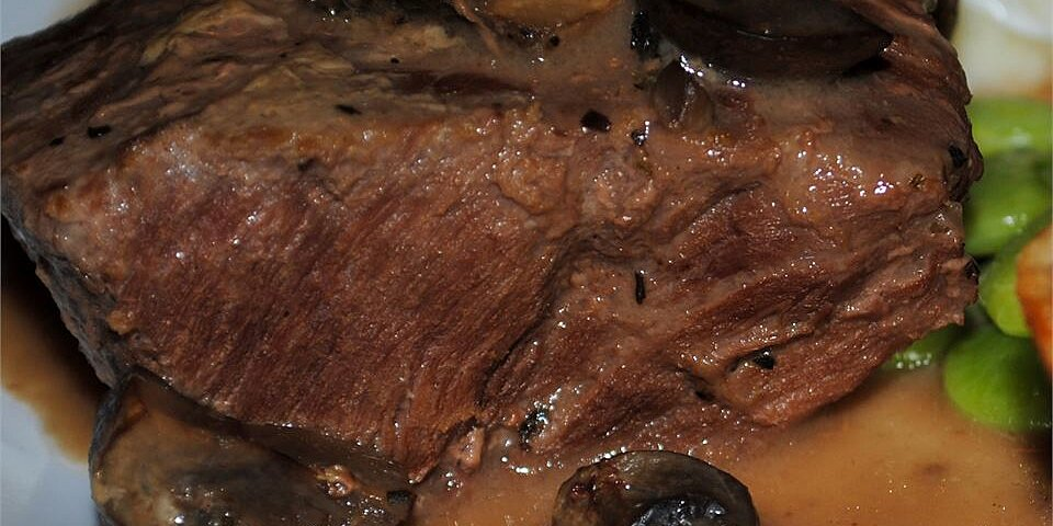 london broil for the slow cooker recipe