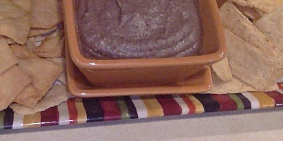 black bean hummus with avocado recipe