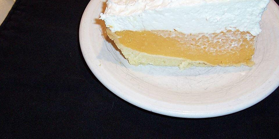 cantaloupe cream pie ii recipe