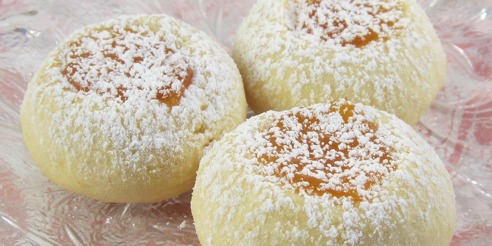 apricot cream cheese thumbprints recipe