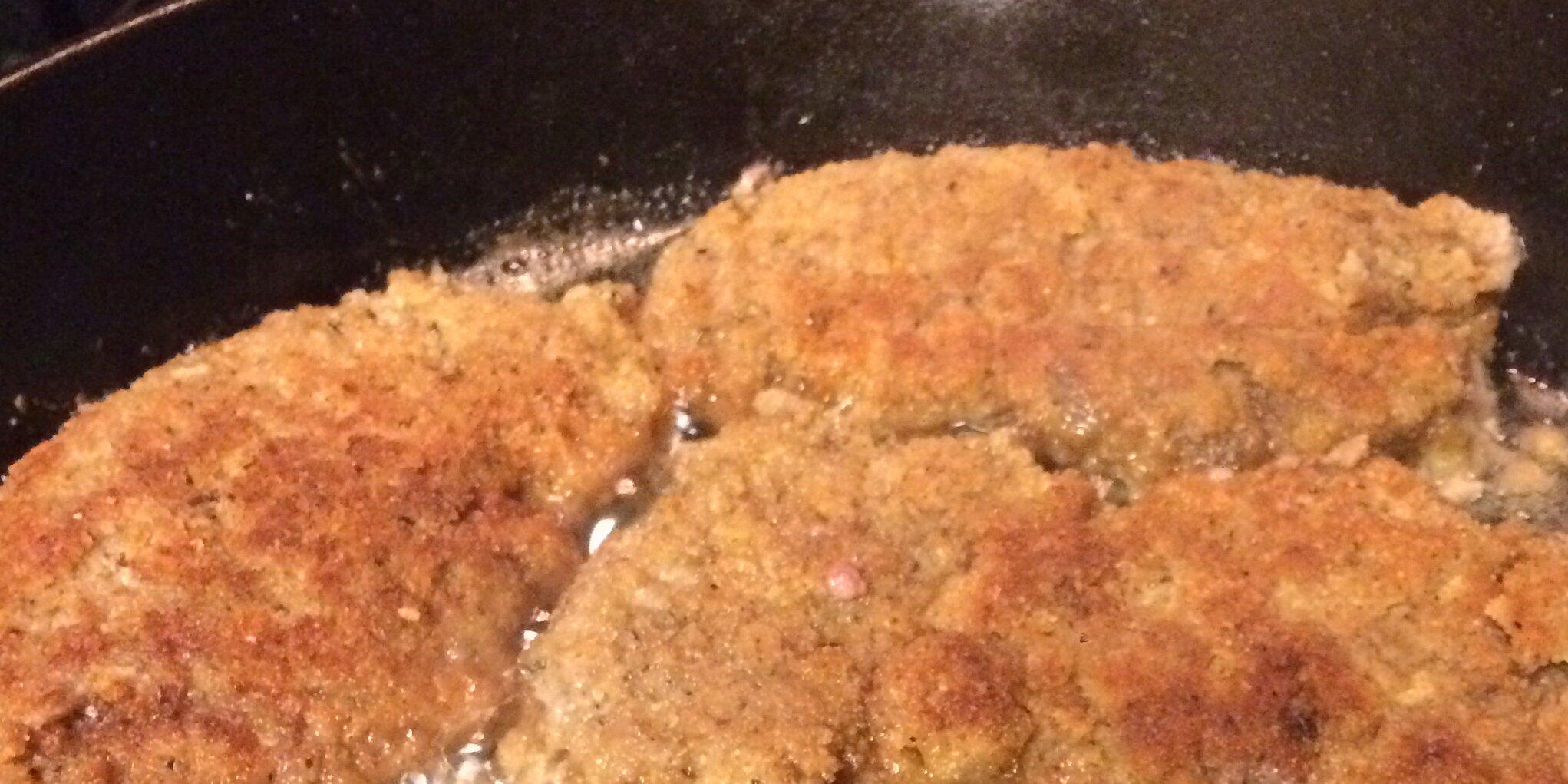 chicken fried venison steaks recipe